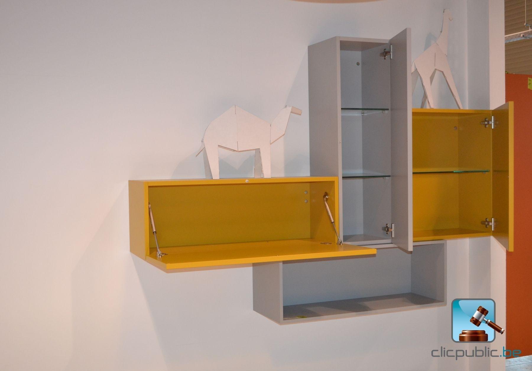 Mobilier de salon design ref 76 vendre sur for Mobilier salon design