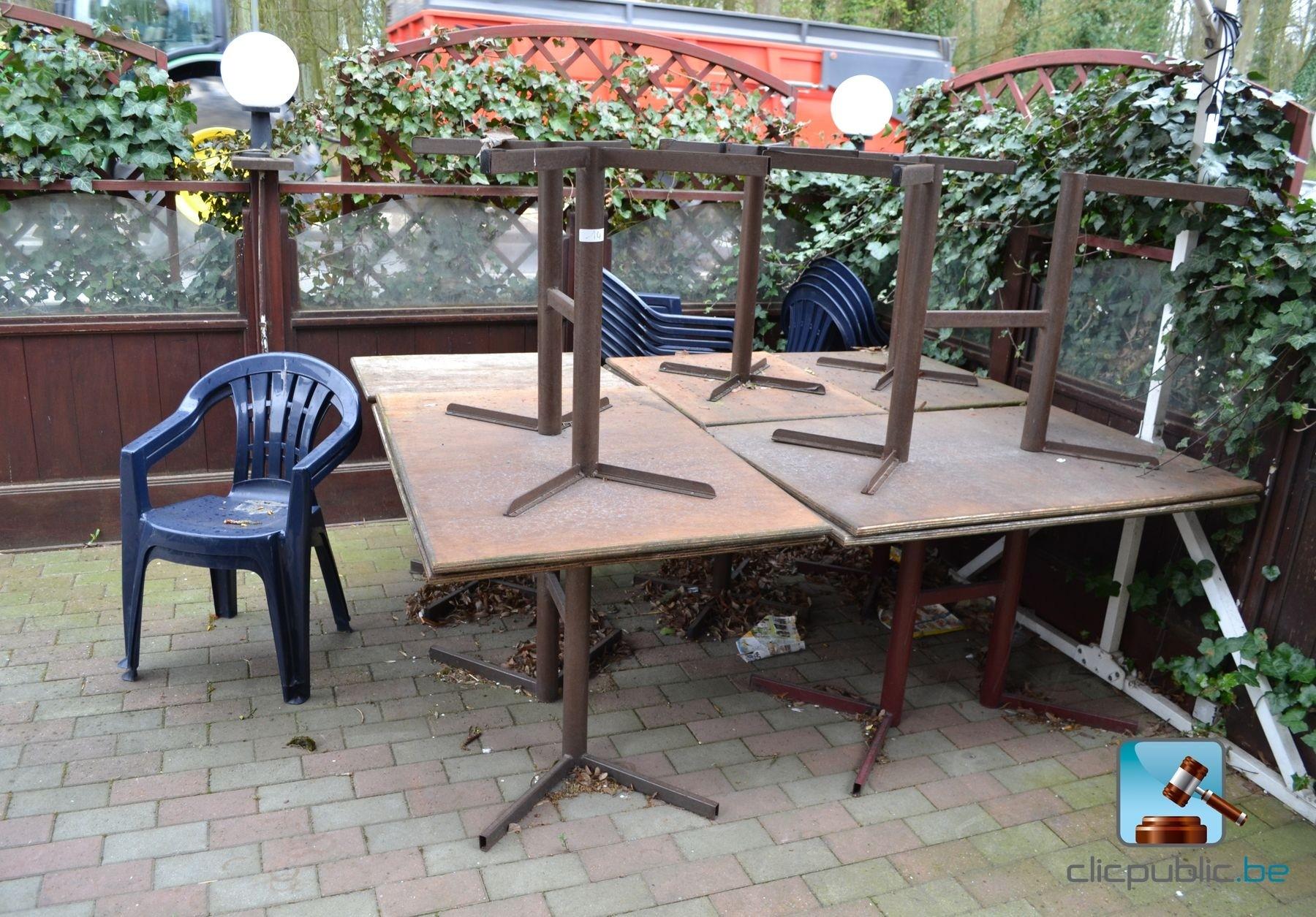 Mobilier de terrasse ref 14 vendre sur for Mobilier de terrasse