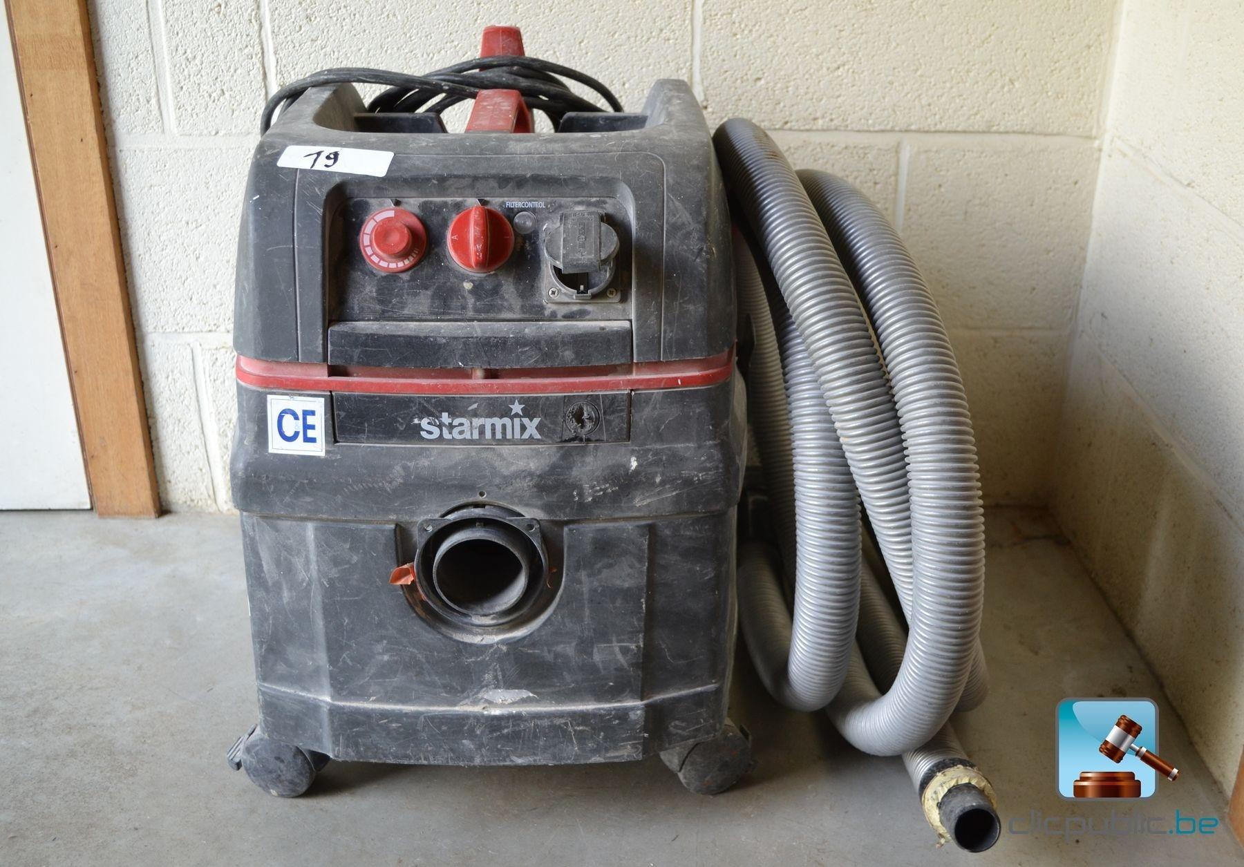 aspirateur de chantier starmix electrostar isc ard 1425. Black Bedroom Furniture Sets. Home Design Ideas