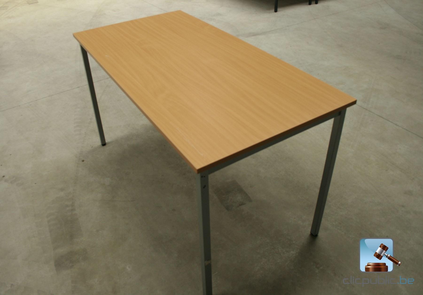 Tables de bureau autres fournitures en vente sur for Vente de fourniture de bureau