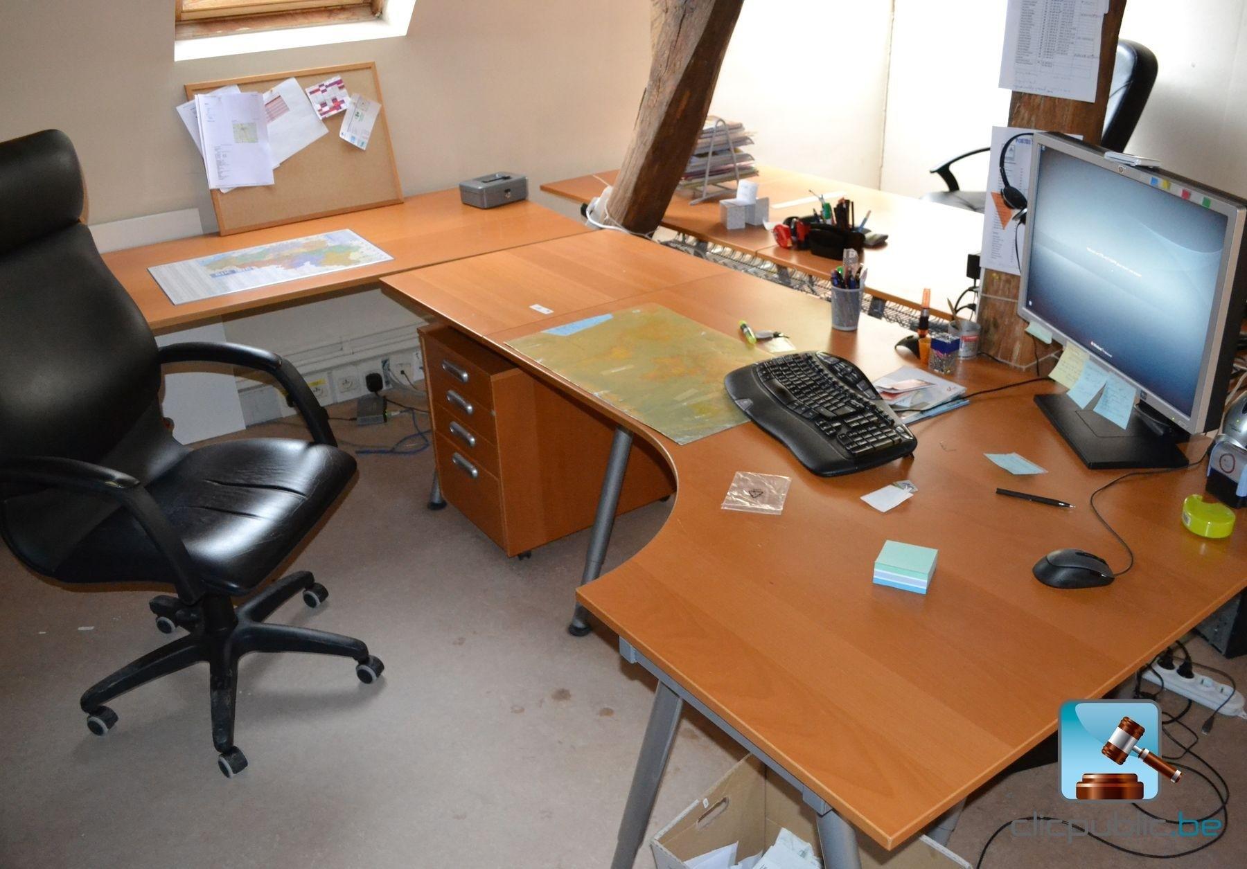 mobilier de bureau et ordinateur vendre sur