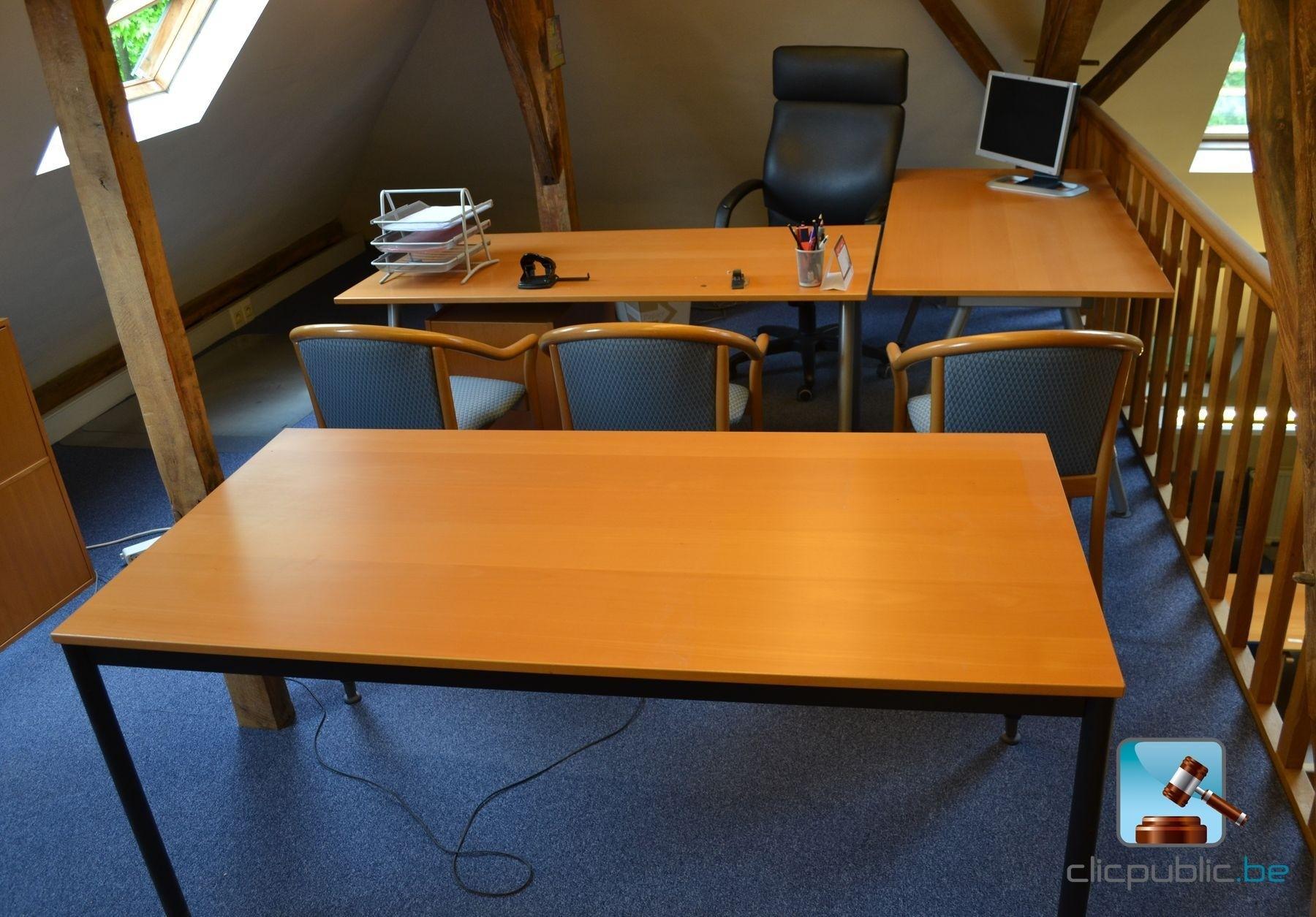 Mobilier de bureau et m tariel informatique vendre sur for Mobilier de bureau belgique