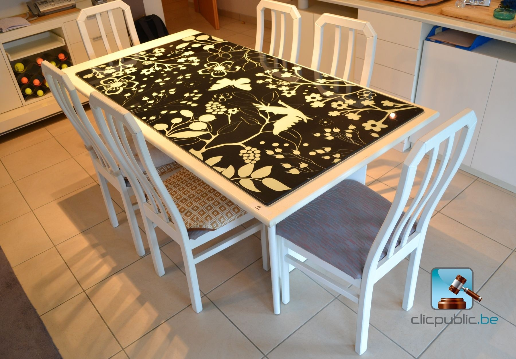 Mobilier de salle manger ref 1 vendre sur for Mobilier de salle a manger