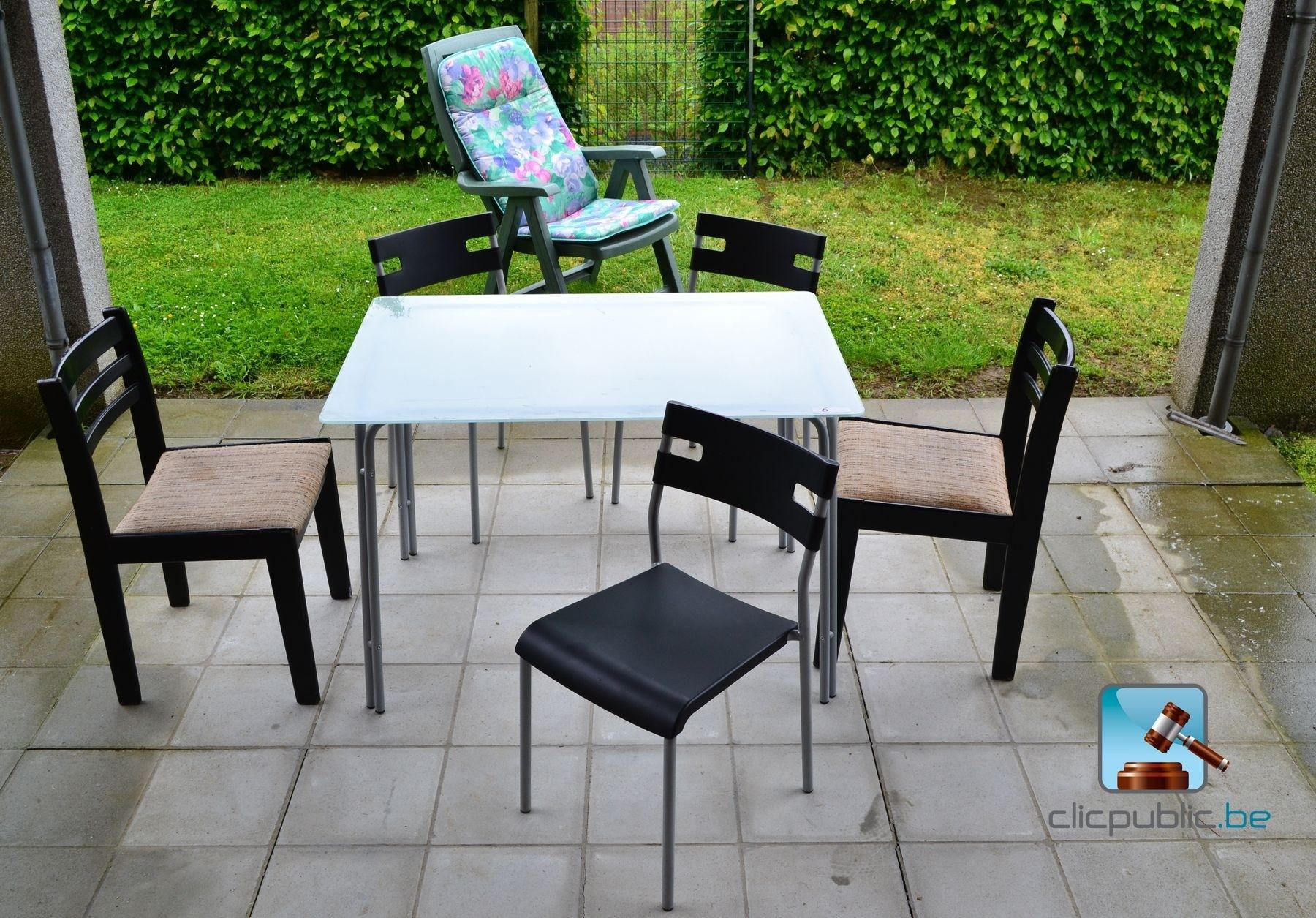 Mobilier de terrasse ref 6 vendre sur for Mobilier de terrasse