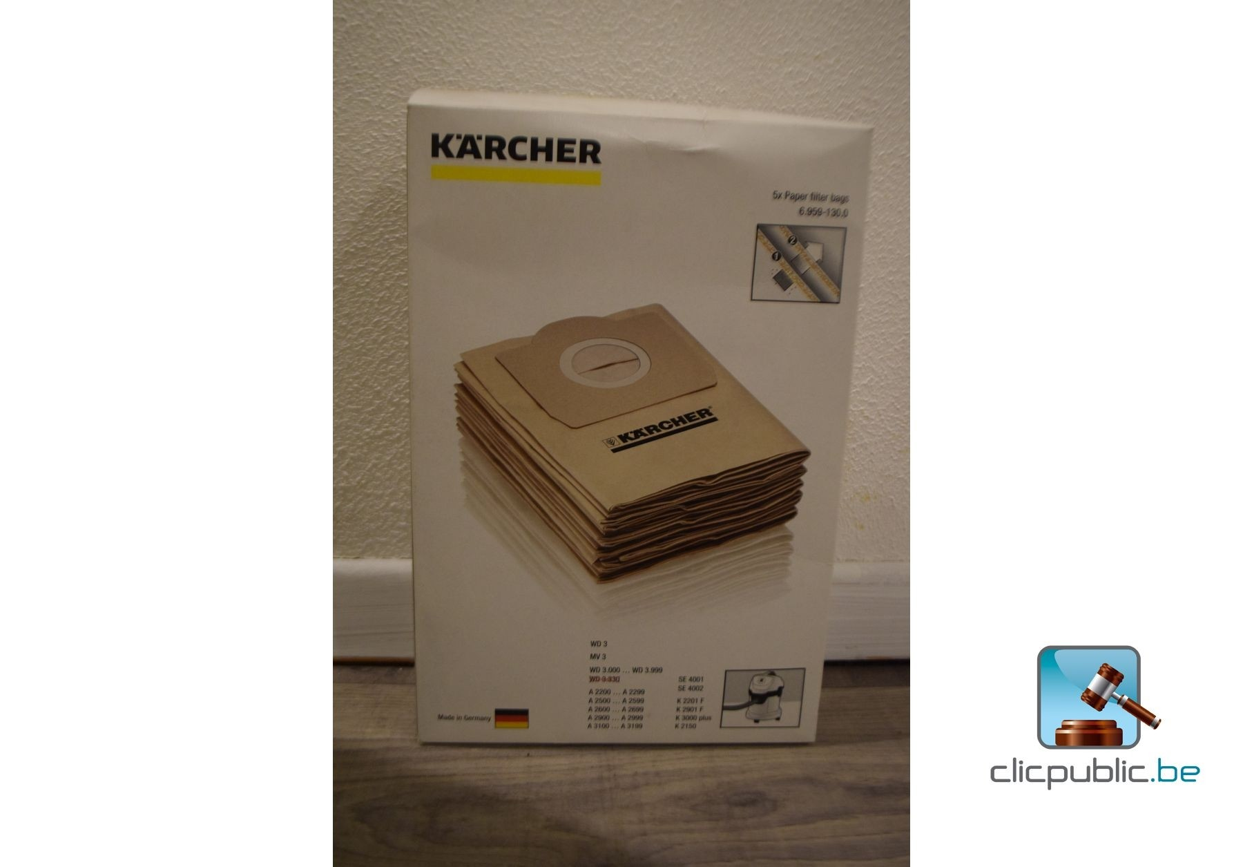aspirateur m nager karcher wd3 premium ref 15 vendre. Black Bedroom Furniture Sets. Home Design Ideas