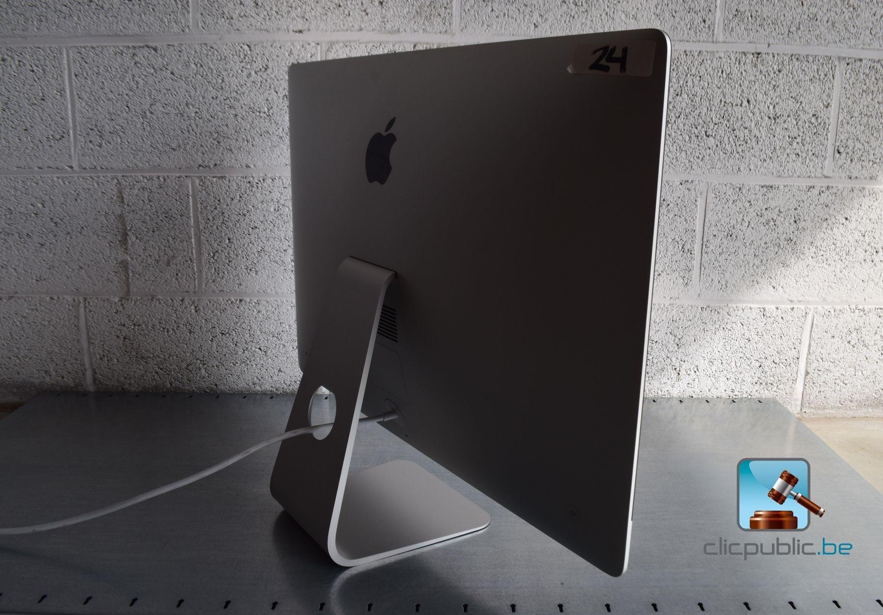 ordinateur de bureau apple imac dans un tat proche du. Black Bedroom Furniture Sets. Home Design Ideas