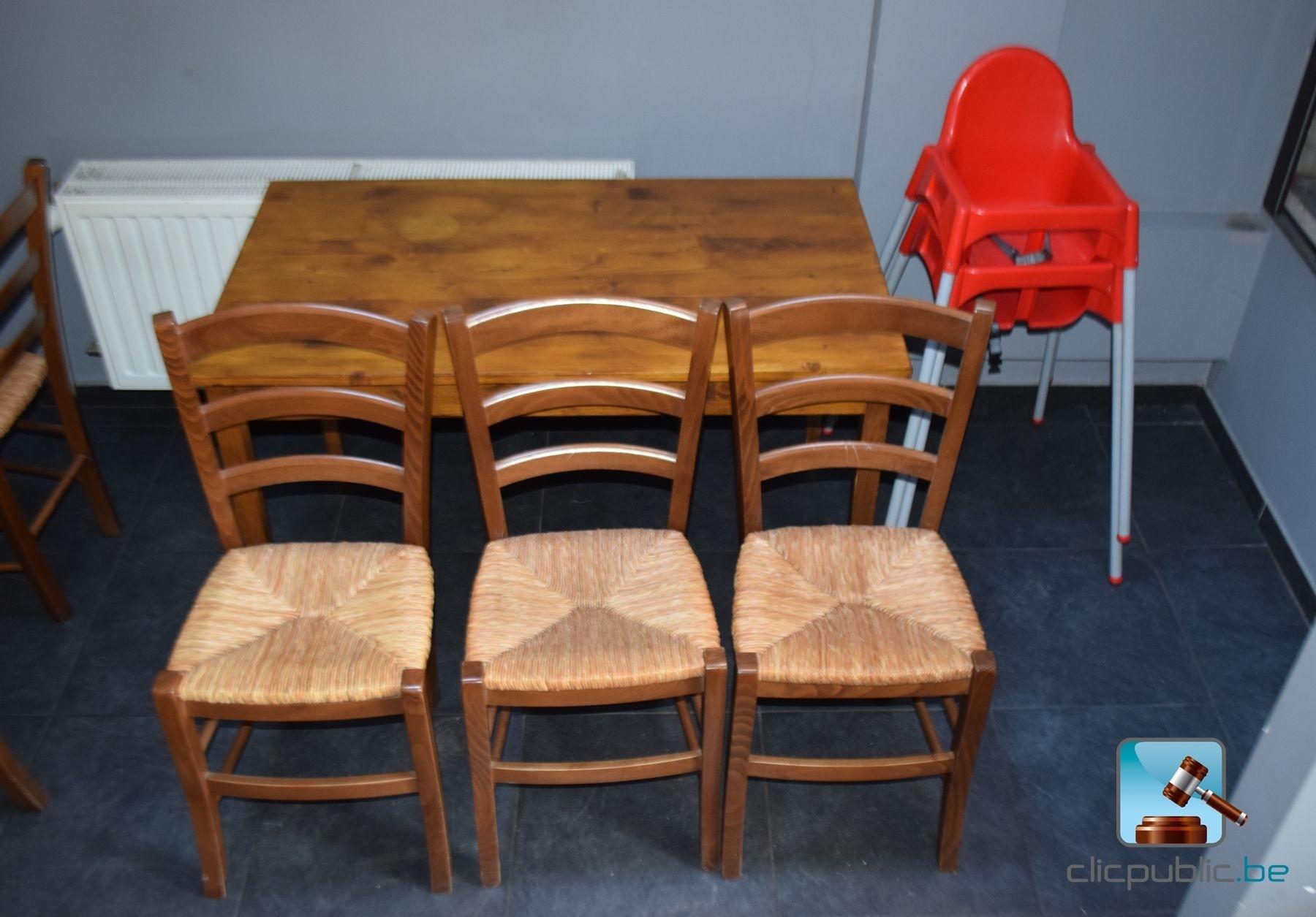 Mobilier de salle horeca 12 tables ref 1 vendre sur - Mobilier restaurant occasion belgique ...