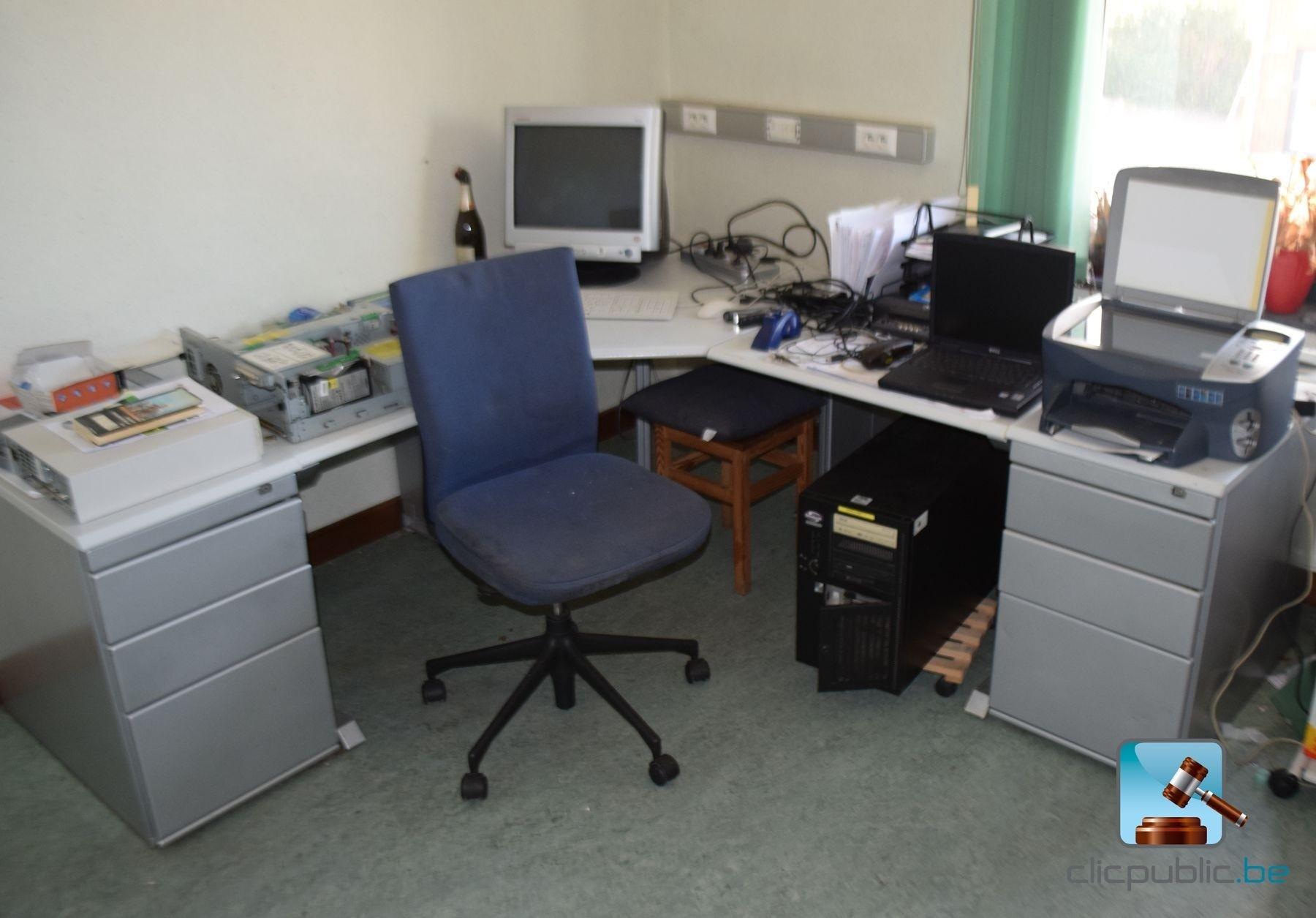 Mobilier de bureau mat riel informatique lit ref 8 - Mobilier de bureau informatique ...
