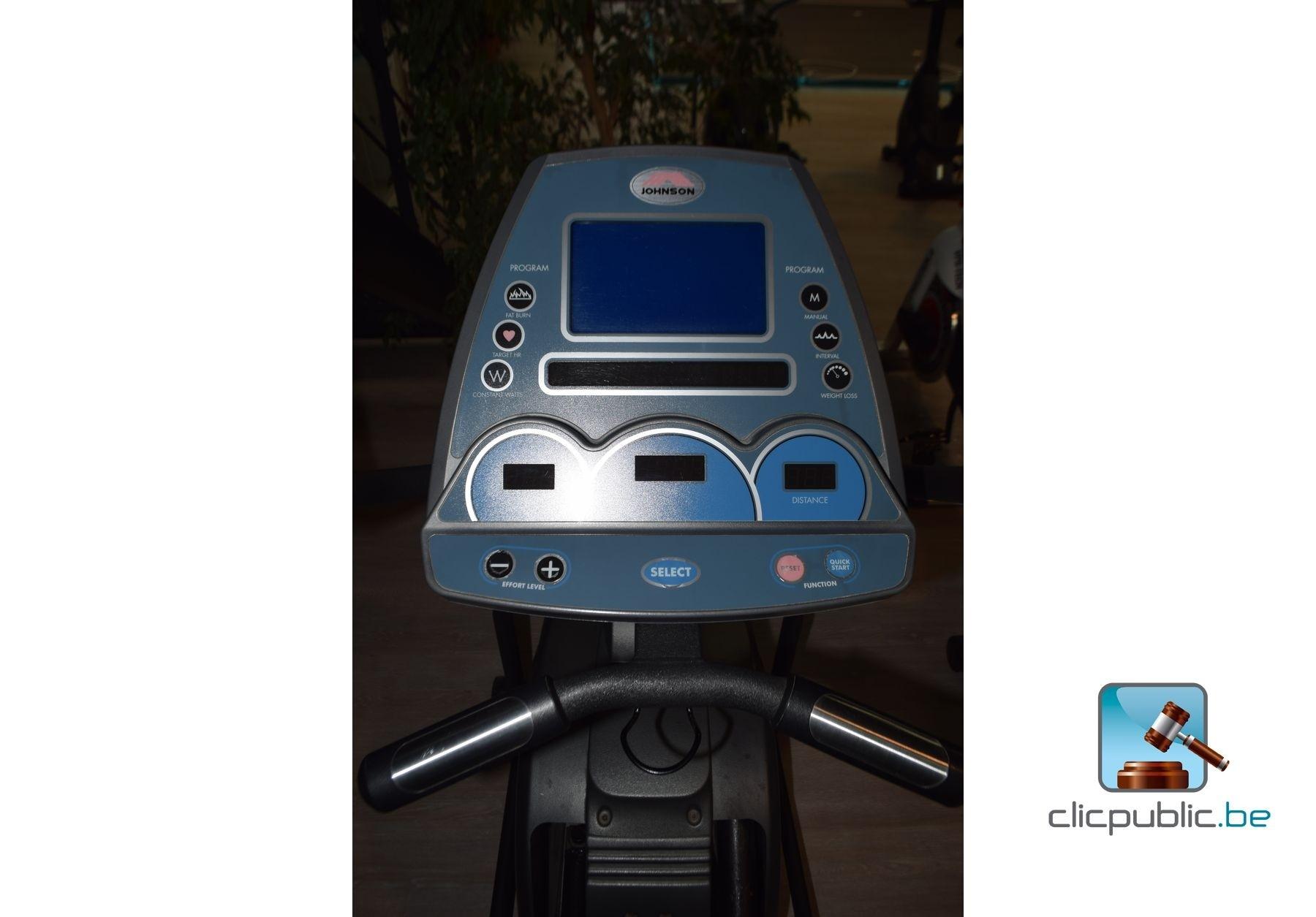 V lo elliptique jonhson e7000 ref 1 vendre sur - Destockage velo elliptique ...