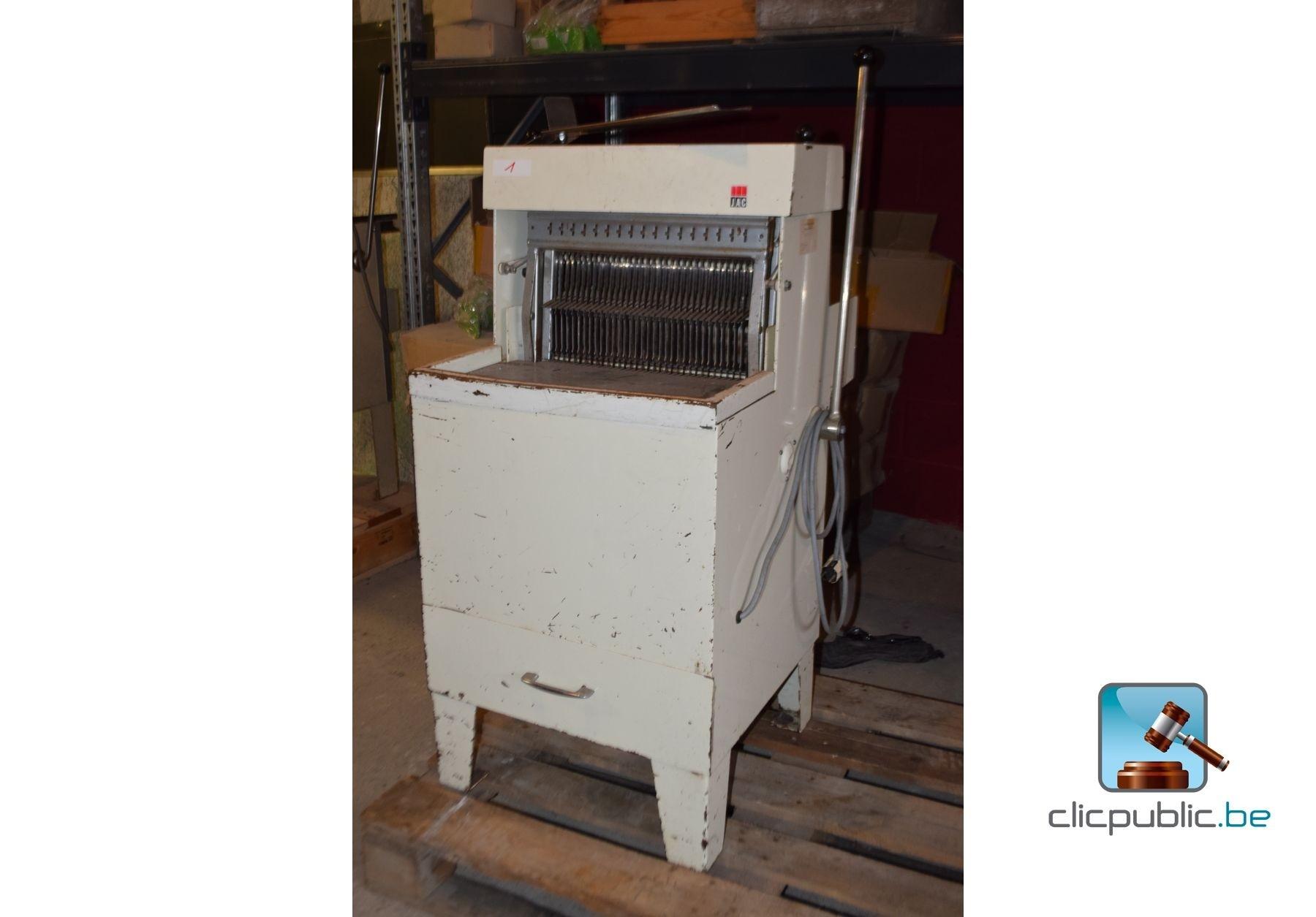 Machine couper le pain jac ref 1 vendre sur - Machine a couper le pain occasion ...