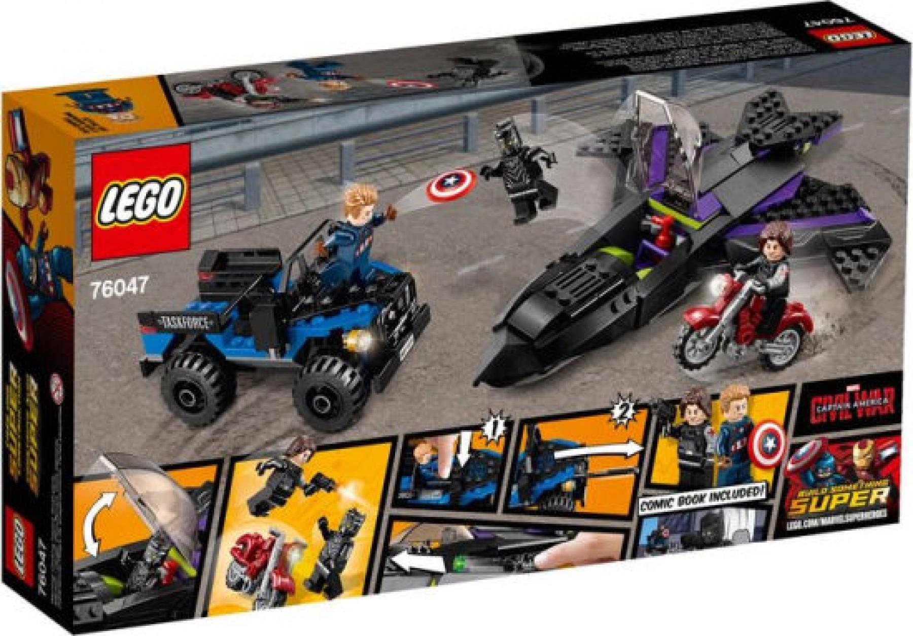 Bo 238 Te De Jeu Lego Marvel Super Heroes