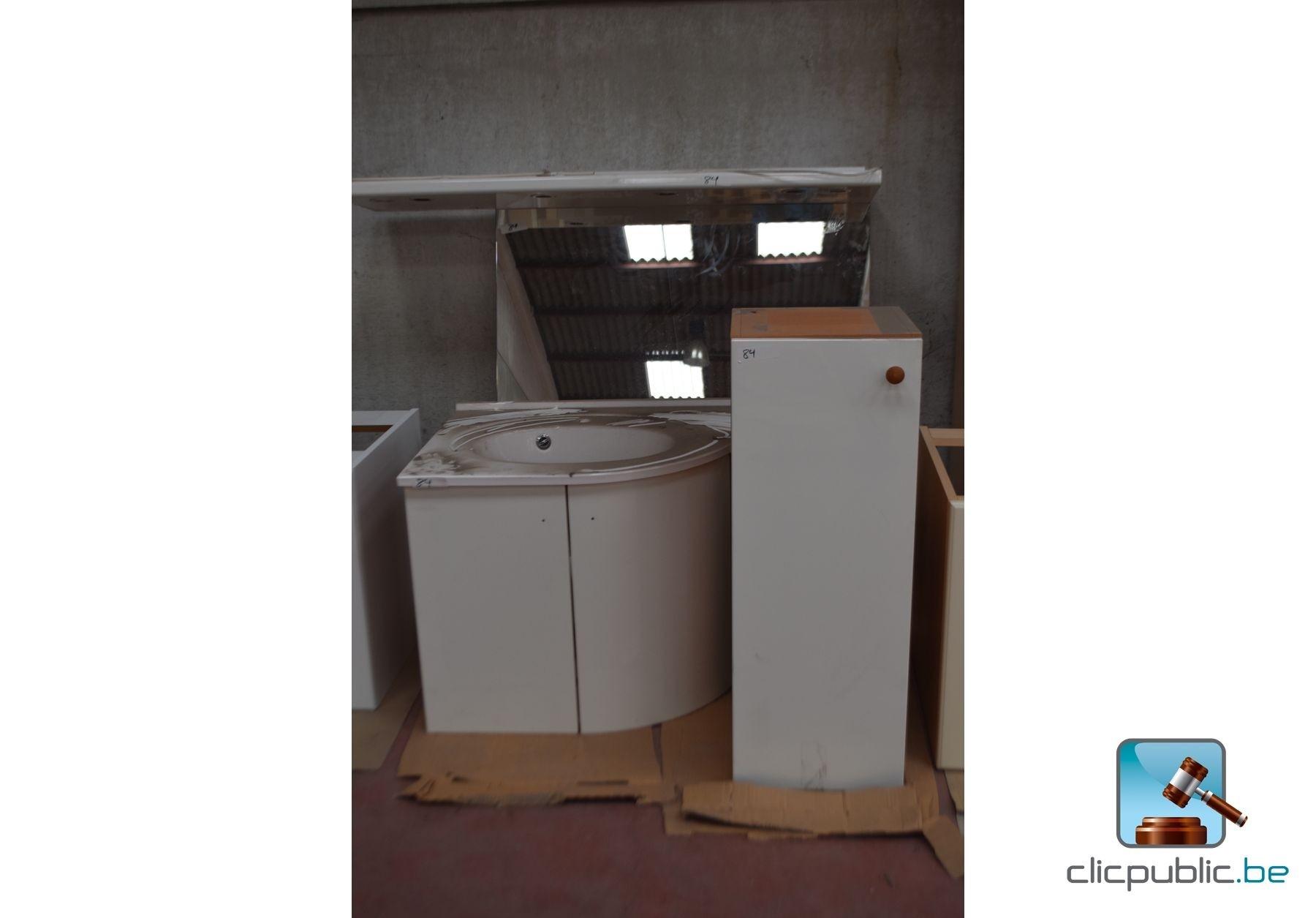 Meubles cuisine salle de bain finition stratifi h tre for Meuble cuisine stratifie