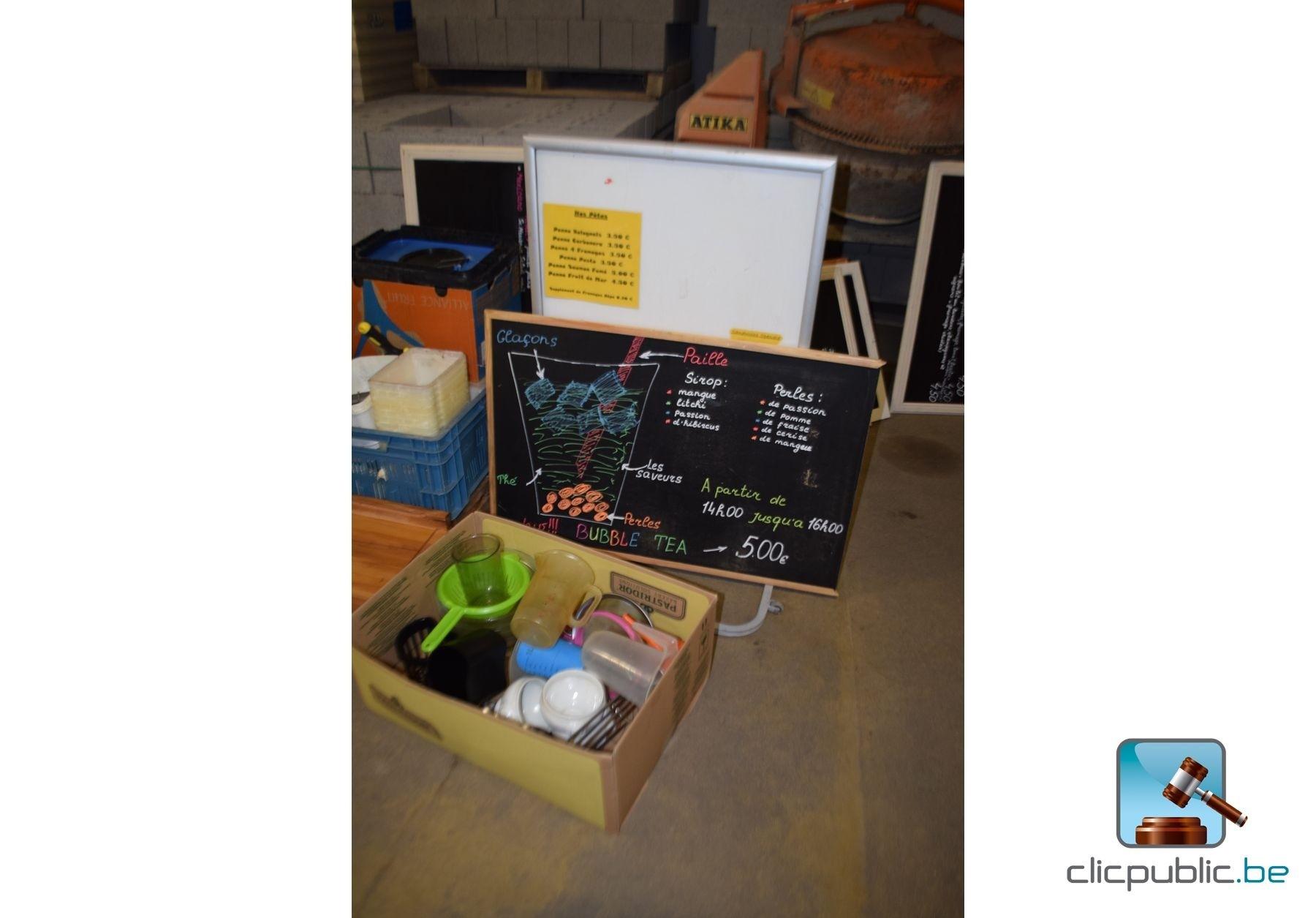 Mat riel de snack ref 34 vendre sur for Materiel de snack professionnel