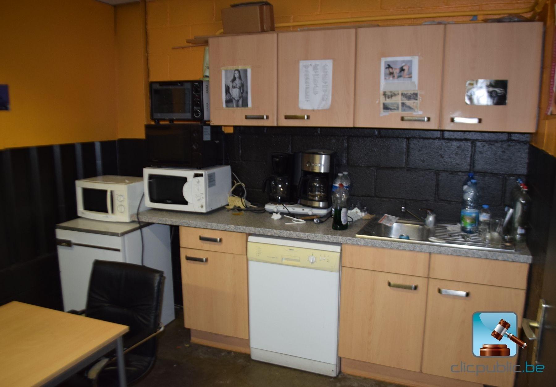 Cuisine semi quip e electro et mobilier ref 52 vendre sur - Keuken amenagee et equipee ...