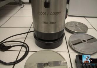 robot m nager robot coupe j100 ultra et divers accessoires. Black Bedroom Furniture Sets. Home Design Ideas