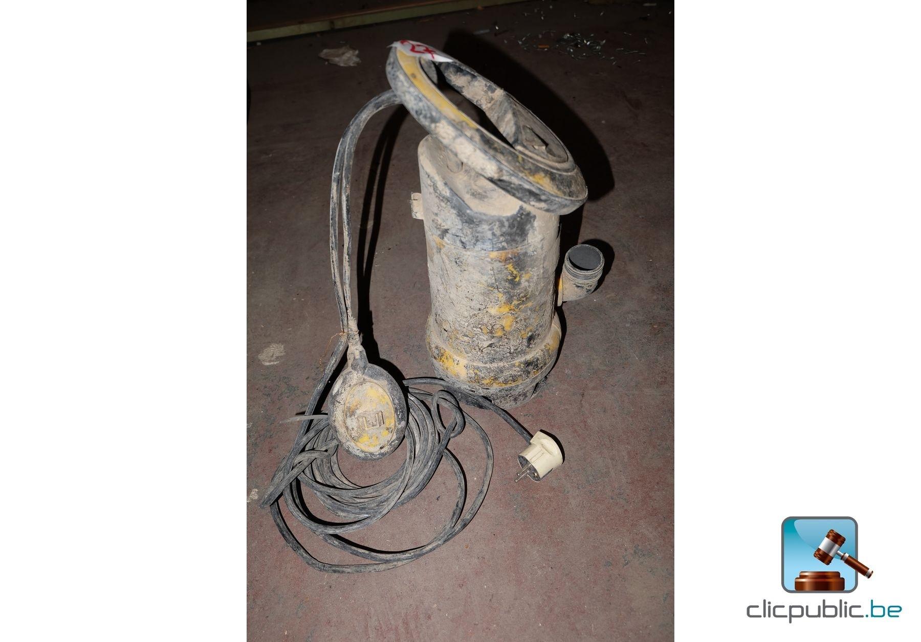Pompe à eau FK-GMX (ref. 27) à vendre sur clicpublic.be