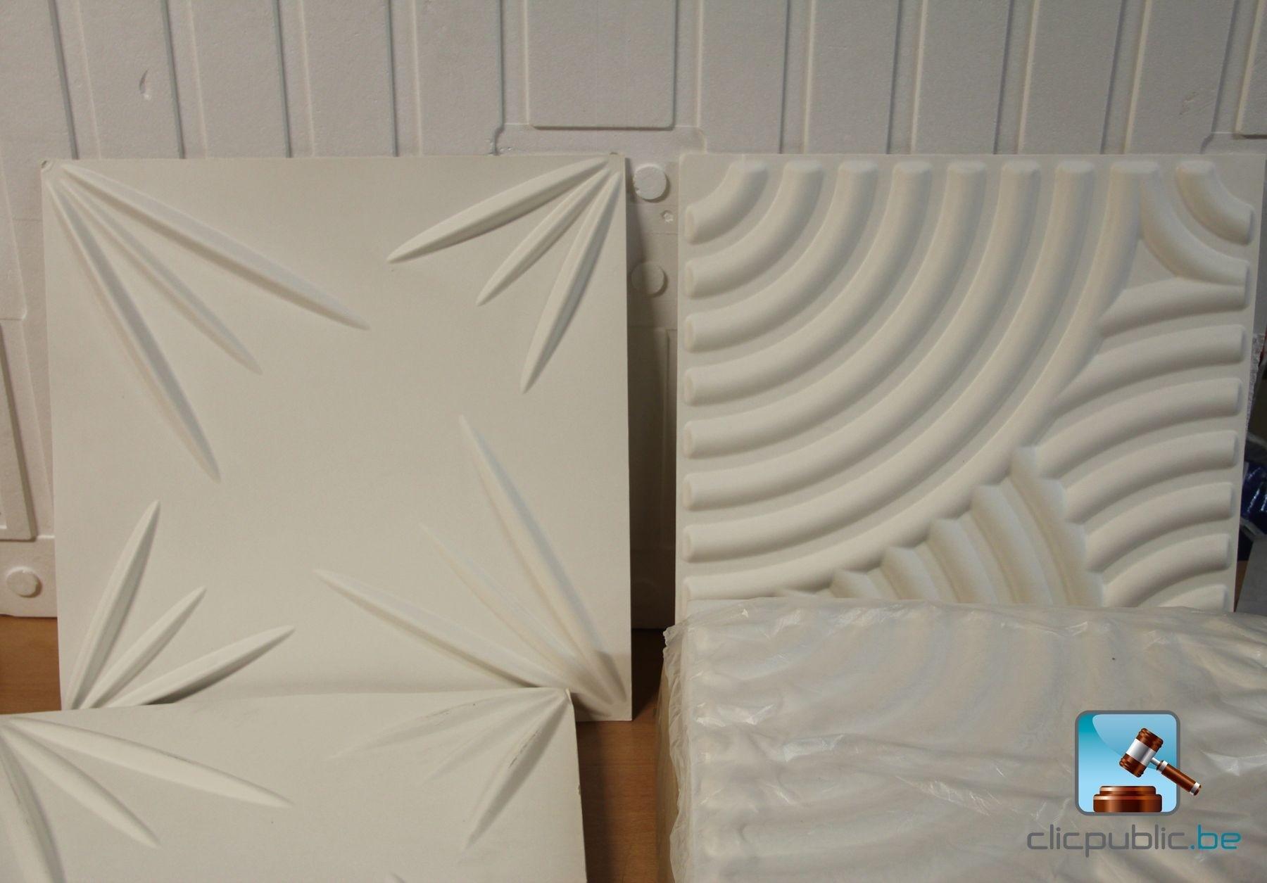 Panneaux muraux d coratifs 3d total 9m2 ref 7003 25 vendre sur clicpub - Panneaux muraux decoratifs 3d ...