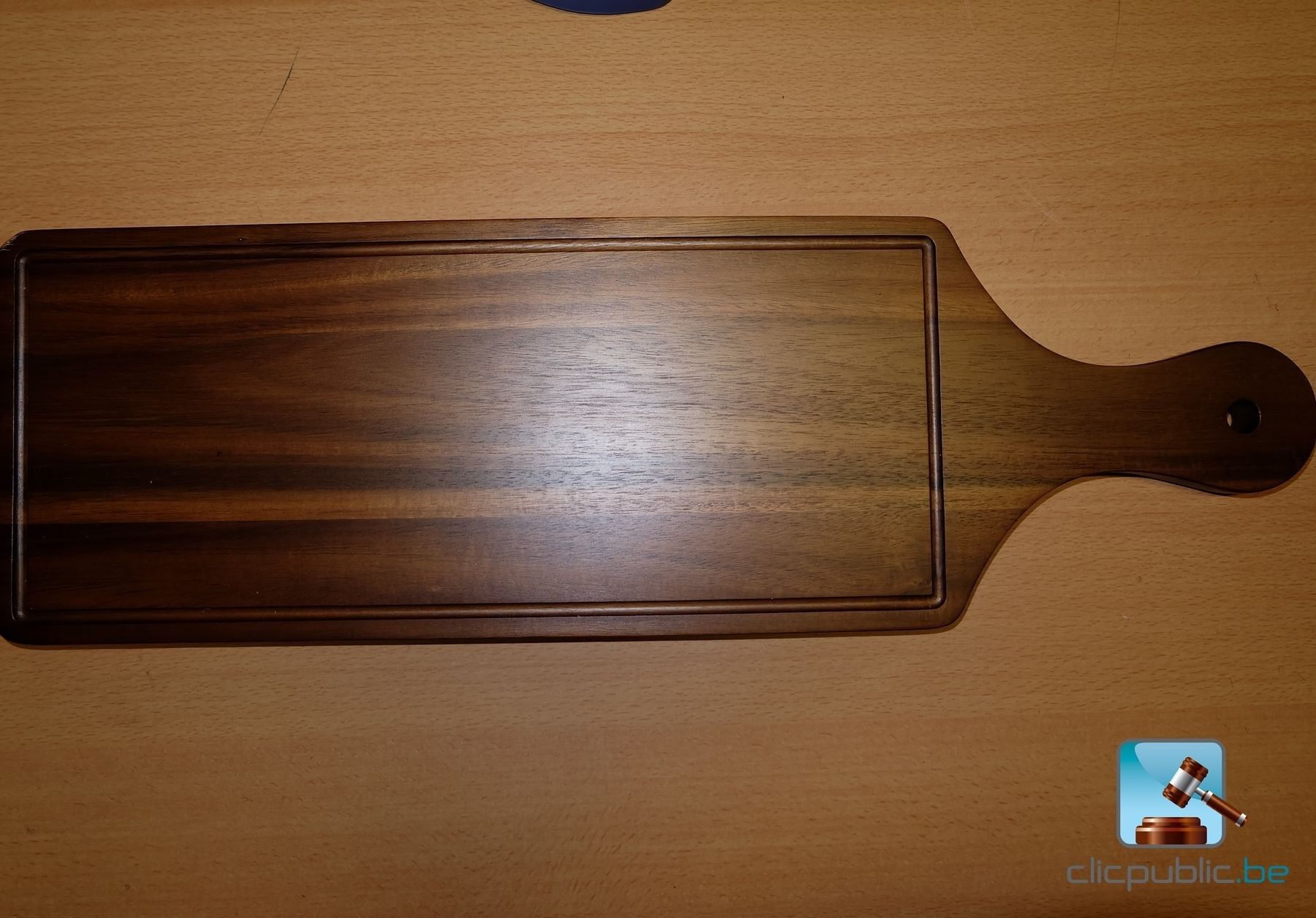 planche de d coupe en bois 8 ustensiles de cuisine ref 7016 224 vendre sur. Black Bedroom Furniture Sets. Home Design Ideas