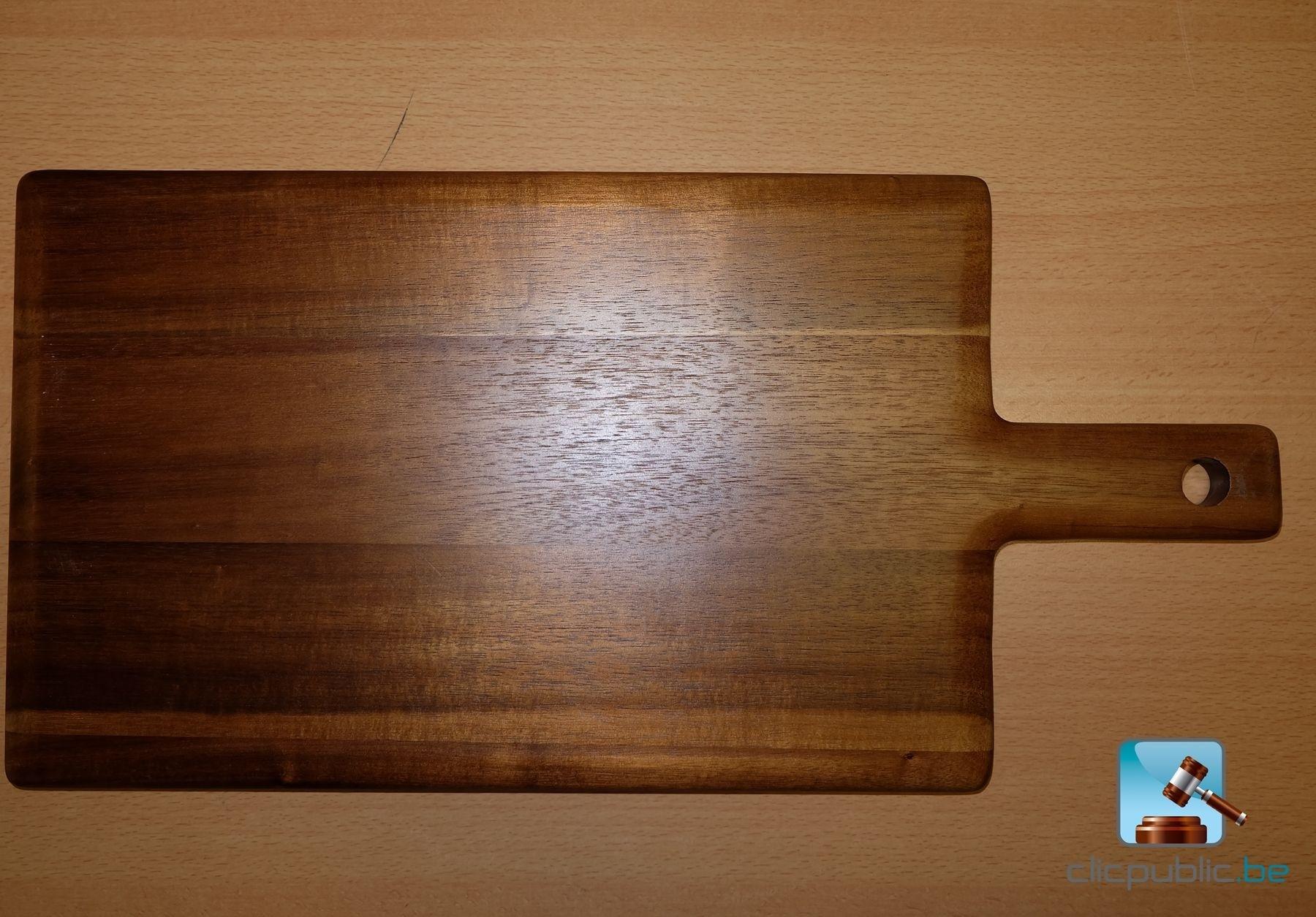 planche de d coupe en bois 6 ustensiles de cuisine ref 7016 231 vendre sur. Black Bedroom Furniture Sets. Home Design Ideas