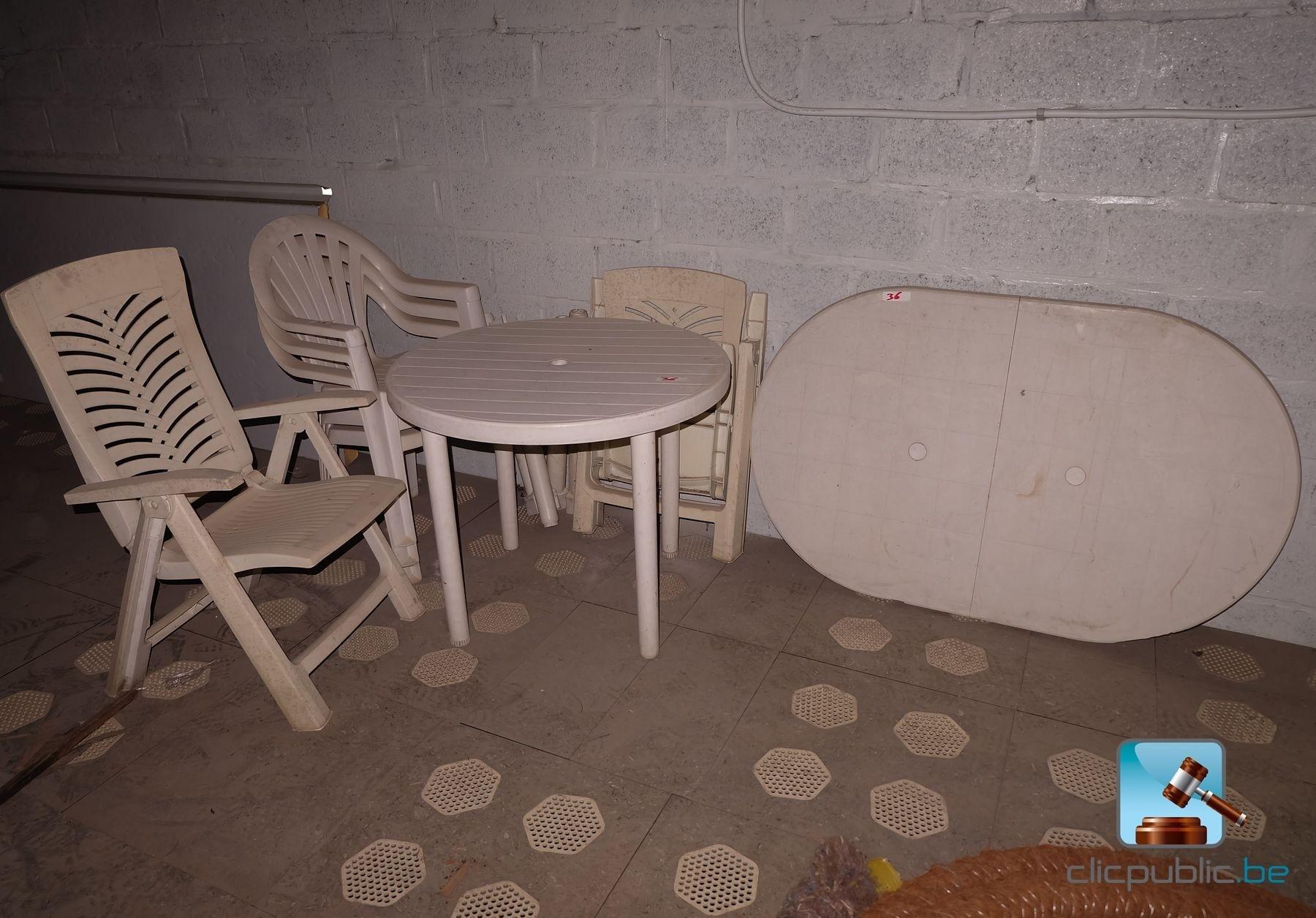 mobilier d 39 ext rieur ref 36 vendre sur. Black Bedroom Furniture Sets. Home Design Ideas