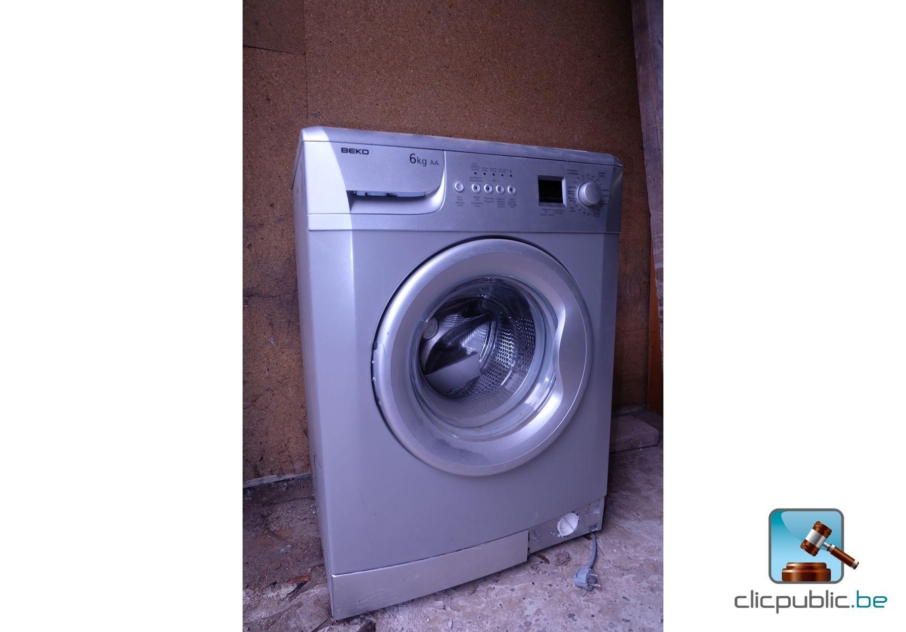 Machine laver beko s choir beko 6kg machine laver - Machine a laver sechoir 2 en 1 ...