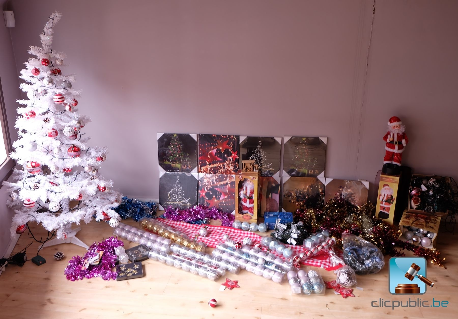 #955936 Décorations De Noël (ref. 6) à Vendre Sur Clicpublic.be 5319 decorations de noel a vendre 1800x1255 px @ aertt.com