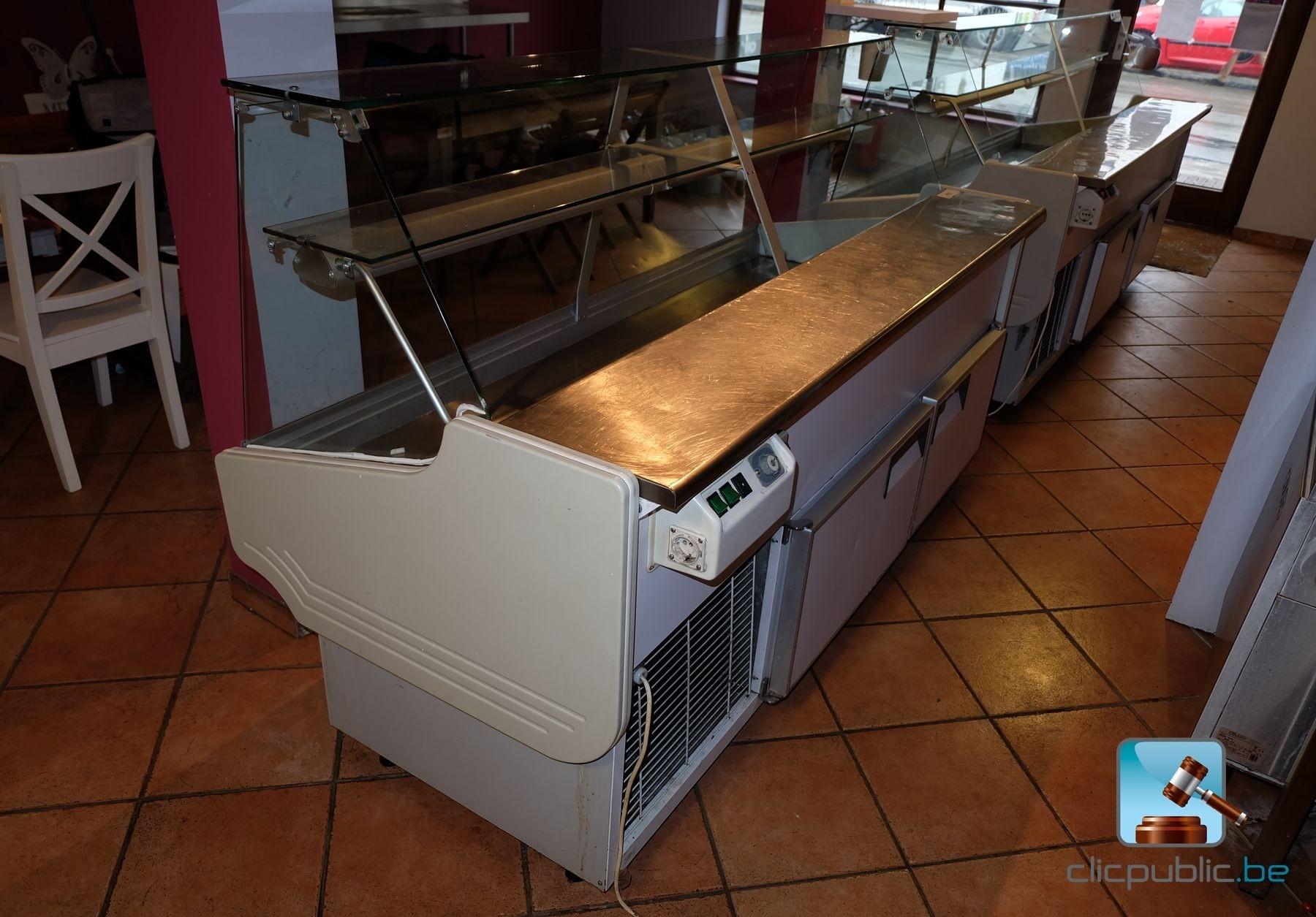 comptoir r frig r jordao cooling system ref 9 vendre. Black Bedroom Furniture Sets. Home Design Ideas
