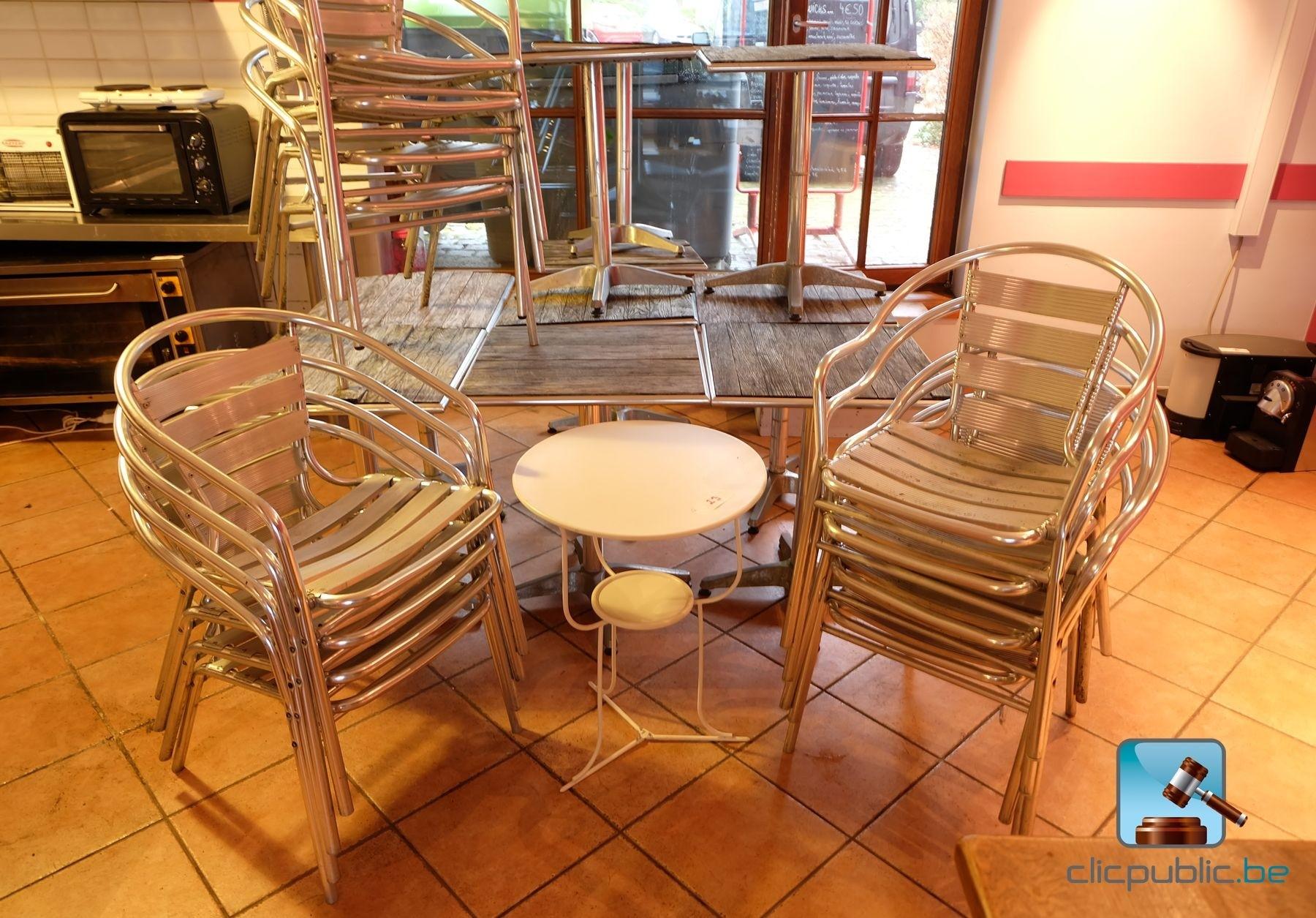 Mobilier de terrasse ref 23 vendre sur for Mobilier de terrasse