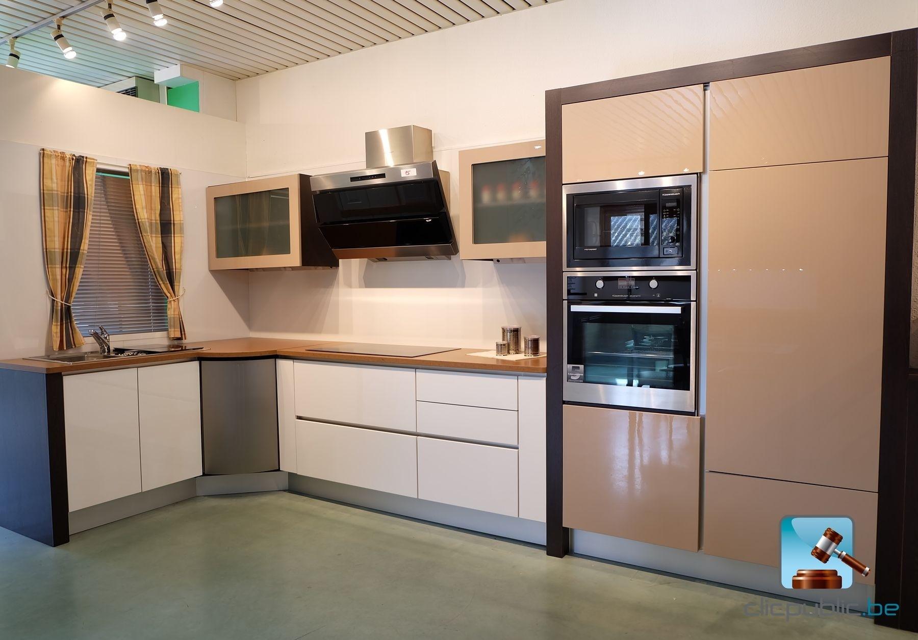 Cuisine quip e design en h tre finition stratifi weng for Porte cuisine equipee