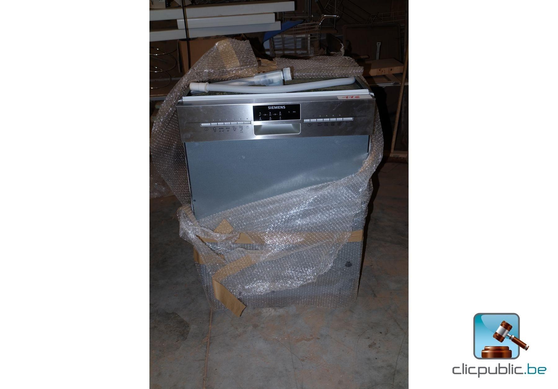 lave vaisselle siemens fd 9405 encastrable ref 116 vendre sur. Black Bedroom Furniture Sets. Home Design Ideas