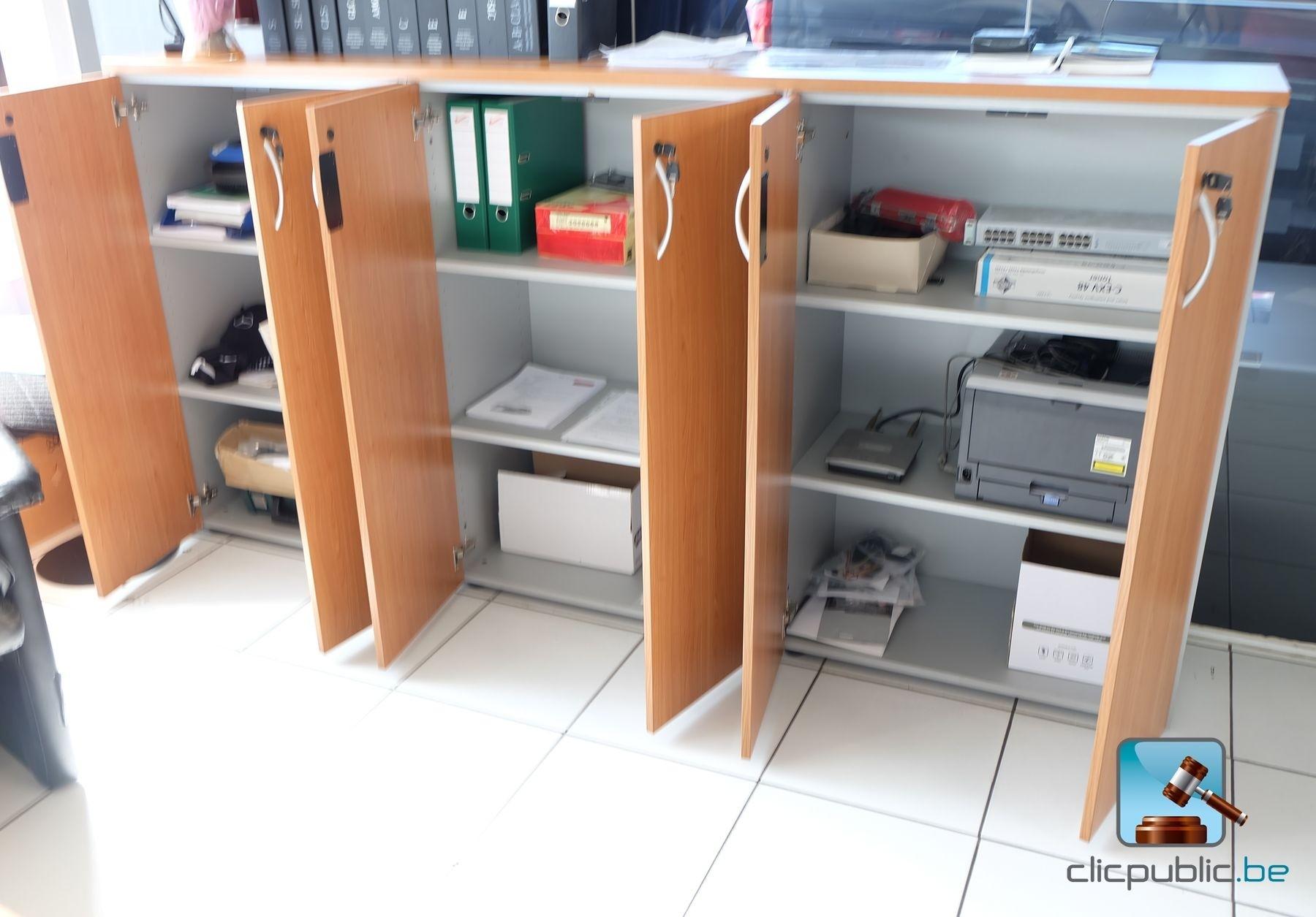 Mobilier de bureau ref 124 vendre sur for Mobilier bureau 44