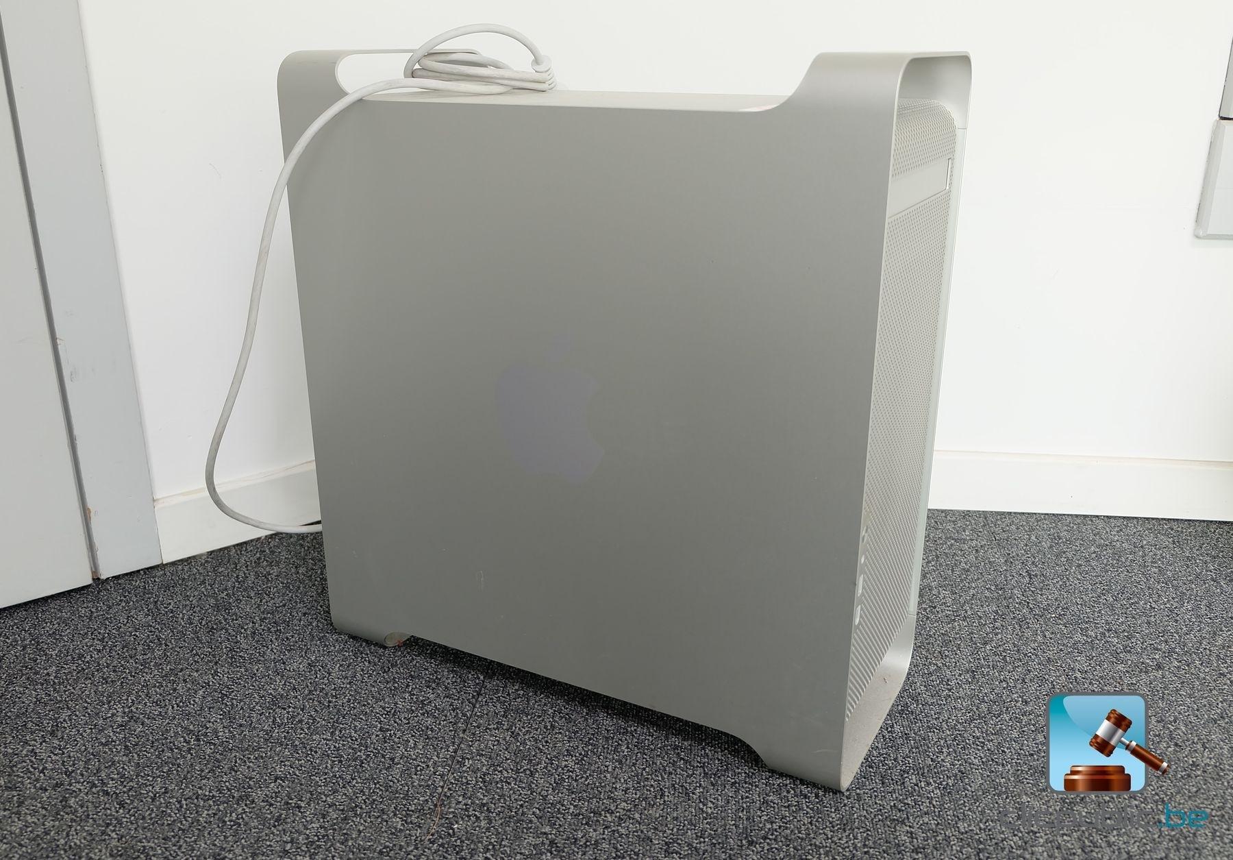 ordinateur de bureau apple power mac g5 ref 64 vendre. Black Bedroom Furniture Sets. Home Design Ideas