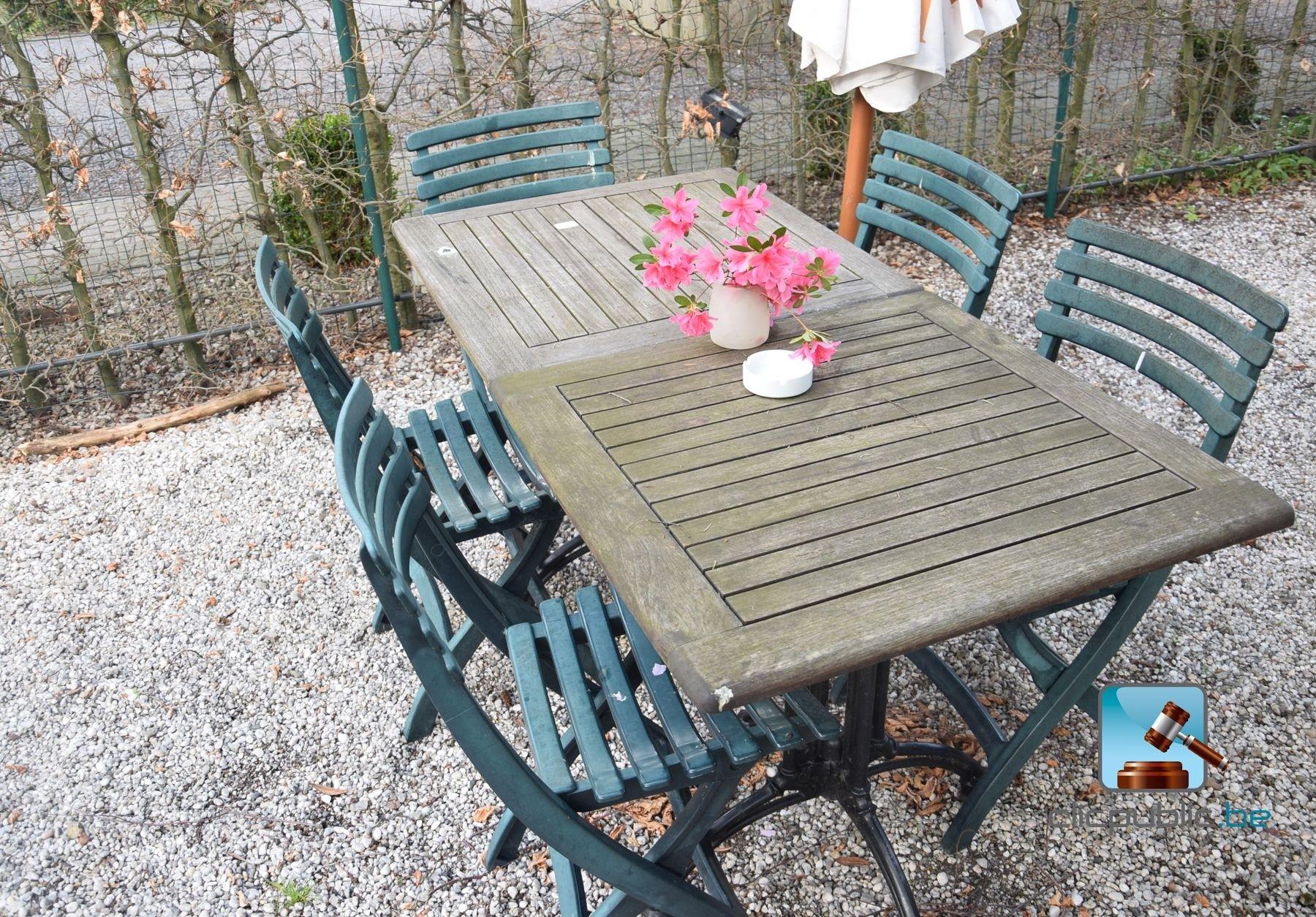 Mobilier de terrasse ref 32 vendre sur for Mobilier de terrasse