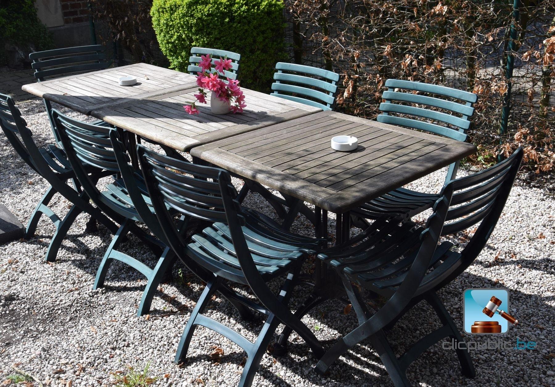 Mobilier de terrasse ref 34 vendre sur for Mobilier de terrasse