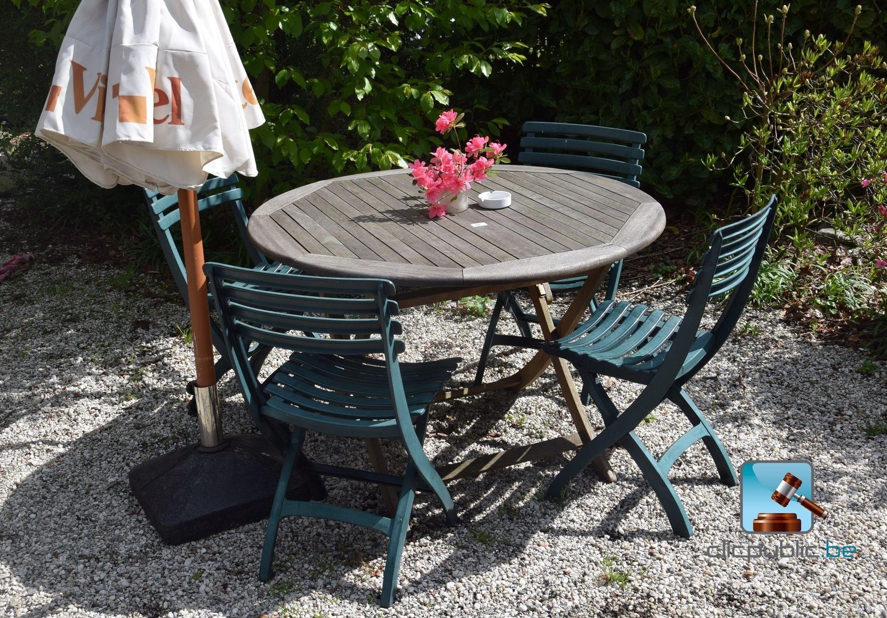 Mobilier de terrasse ref 36 vendre sur for Mobilier de terrasse