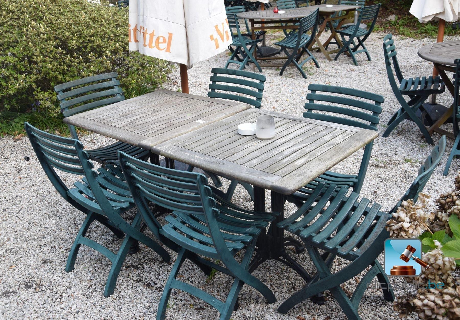 Mobilier de terrasse ref 37 vendre sur - Mobilier terrasse occasion ...