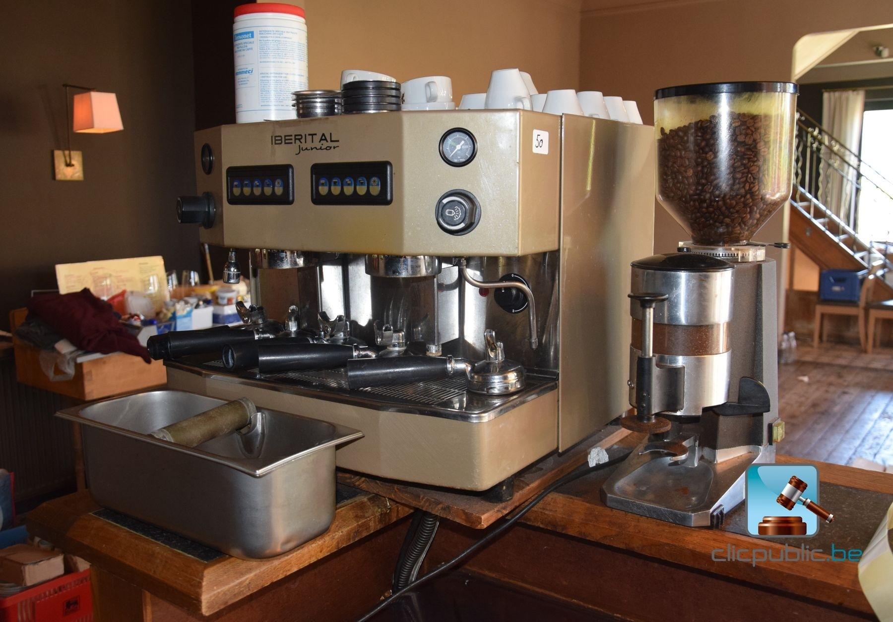 machine caf professionnelle ibertial junior ref 50. Black Bedroom Furniture Sets. Home Design Ideas
