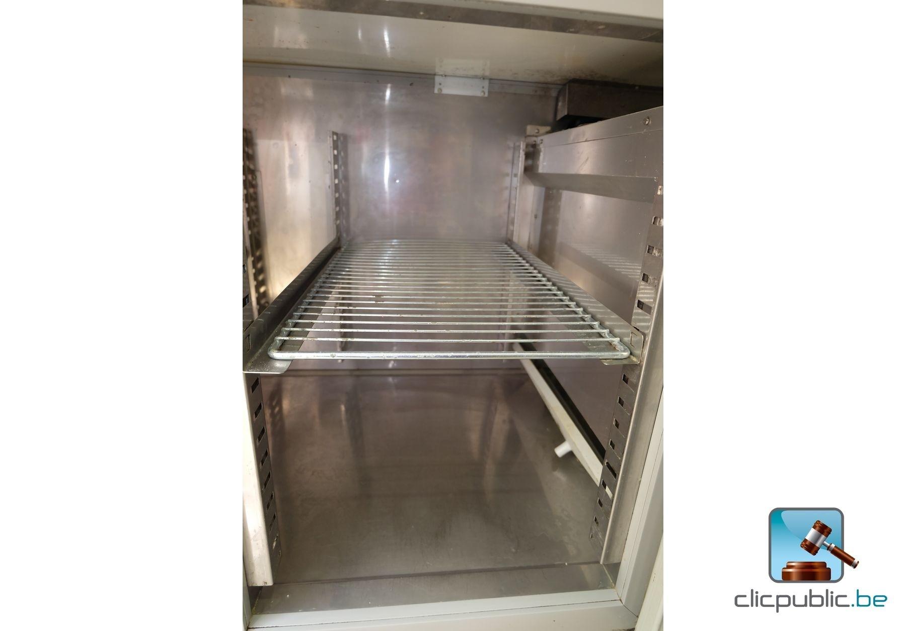 frigo bar 3 portes afinox banc frigo ref 13 vendre. Black Bedroom Furniture Sets. Home Design Ideas
