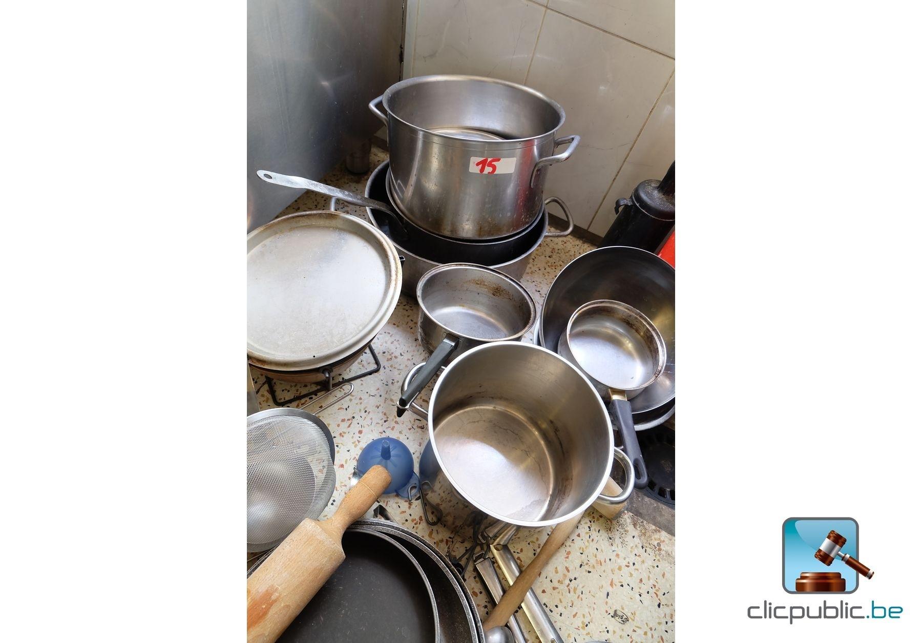 Ustensiles de cuisine po ls casseroles marmites for Soldes ustensiles cuisine casseroles
