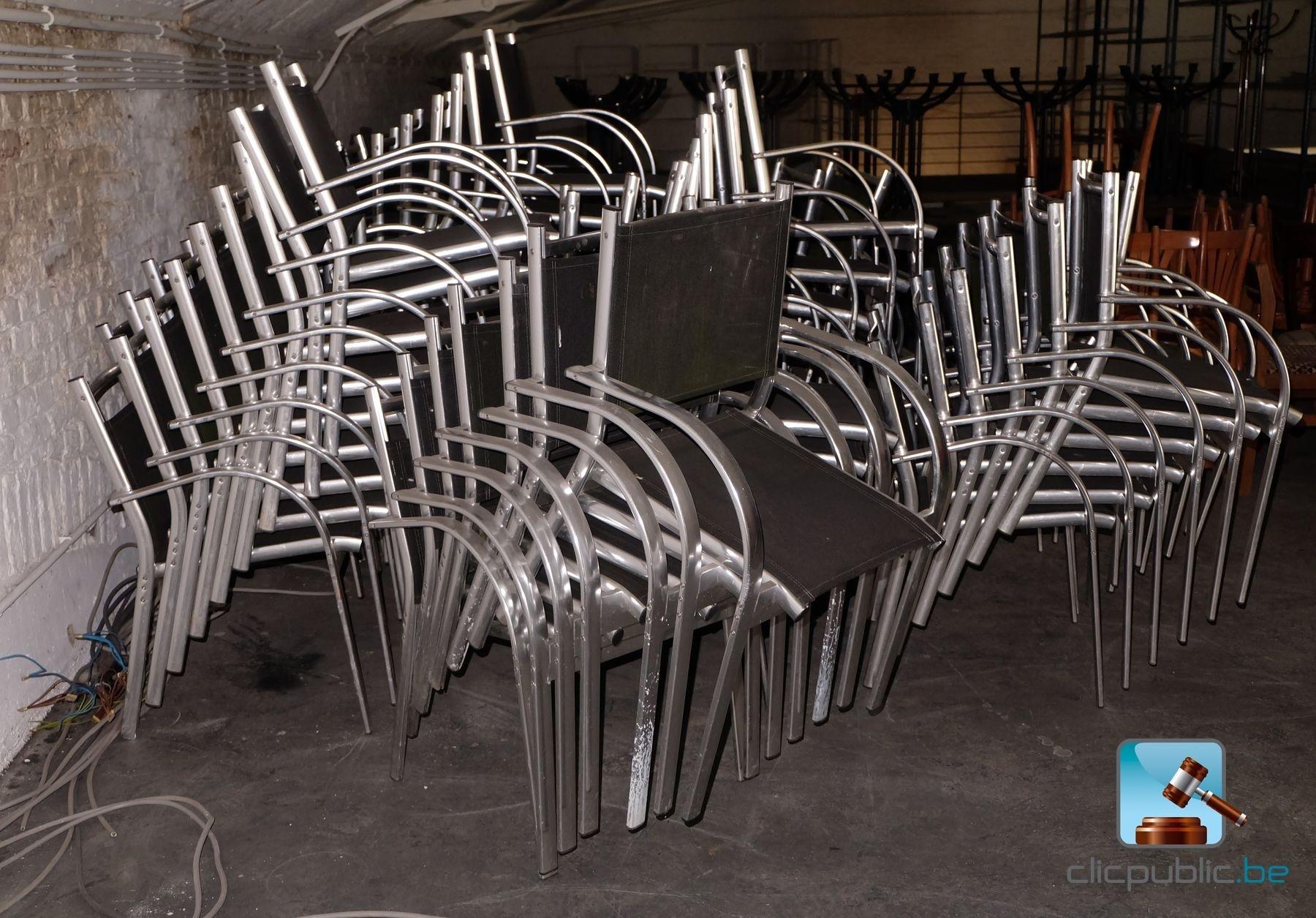 Mobilier de terrasse 75 fauteuils ref 52 vendre sur - Mobilier terrasse occasion ...