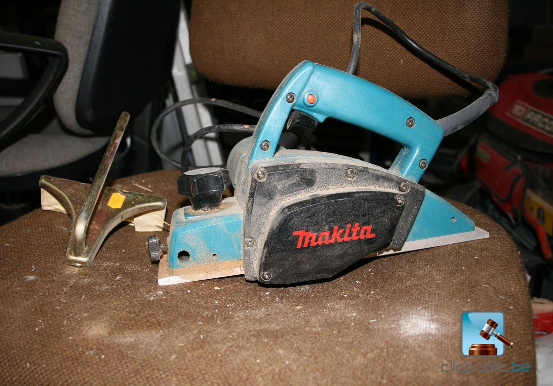 Rabot lectrique makita 1902 vendre sur - Rabot electrique makita ...