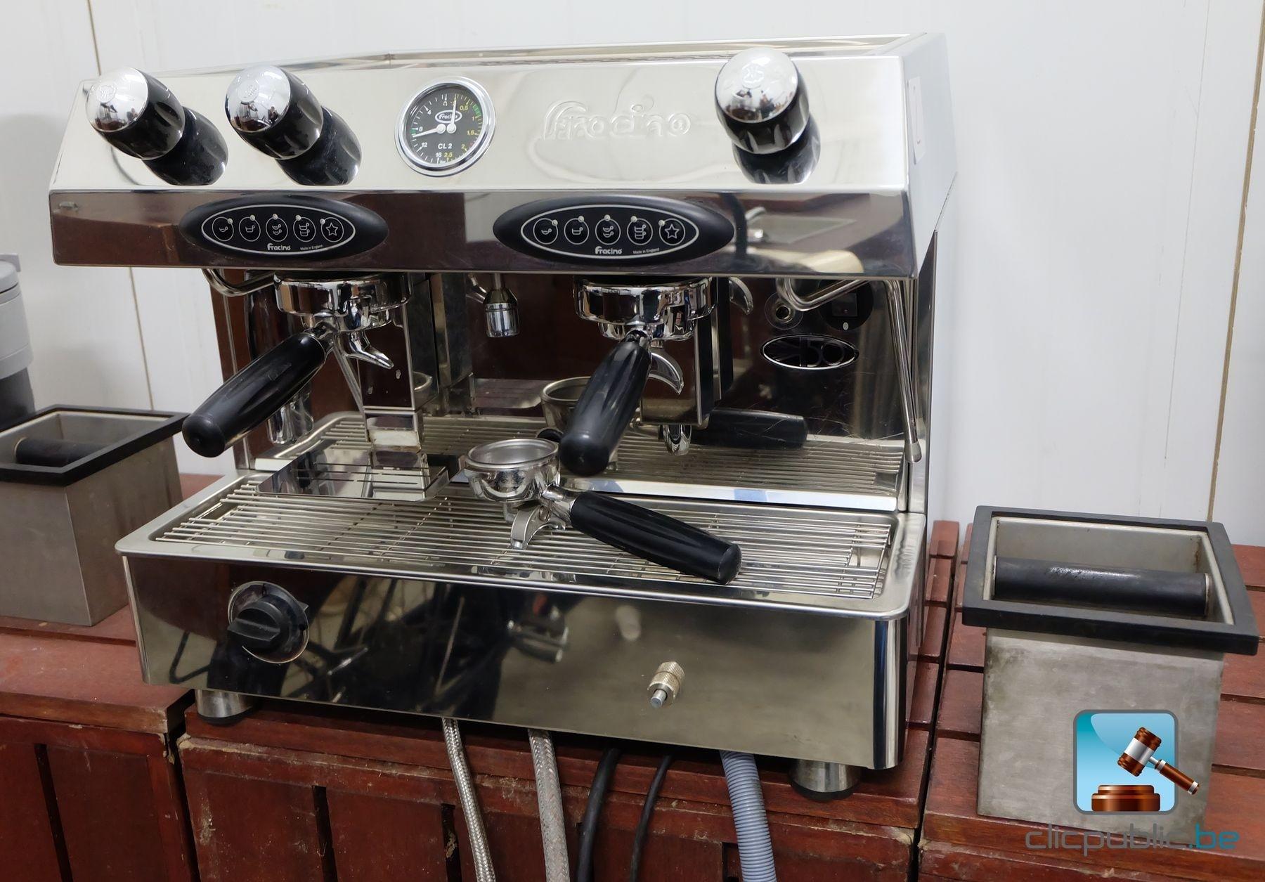 machine caf professionnelle fracino vendre sur. Black Bedroom Furniture Sets. Home Design Ideas