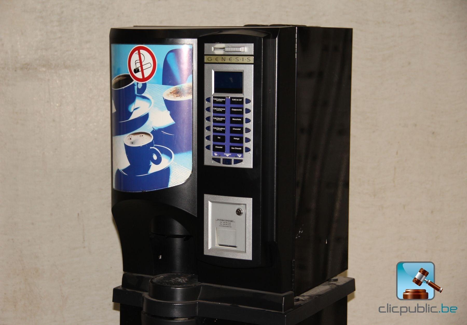 machine caf marque crane mod le genesis for sale on. Black Bedroom Furniture Sets. Home Design Ideas