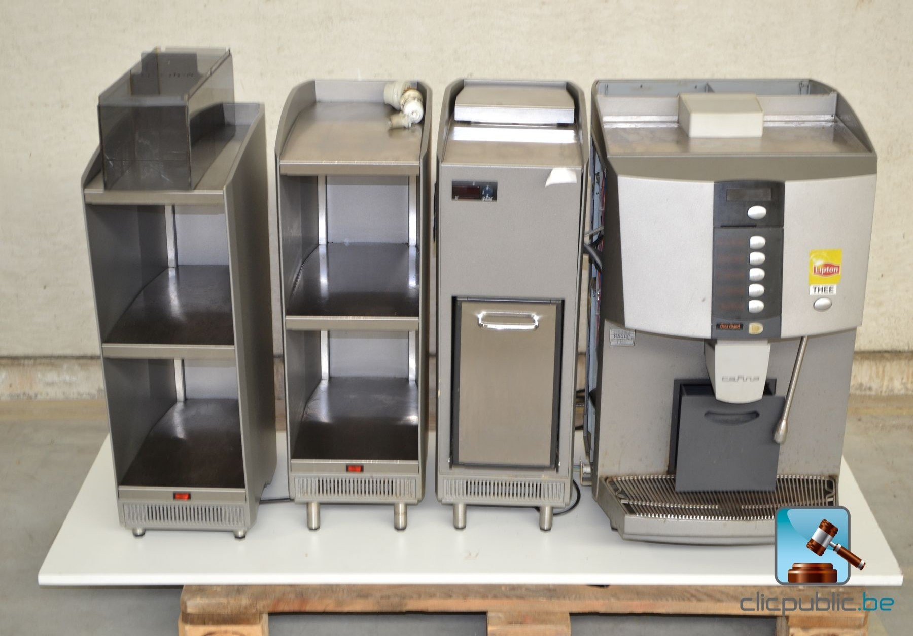 machine caf marque melitta cafina mod le c5 a vendre sur. Black Bedroom Furniture Sets. Home Design Ideas