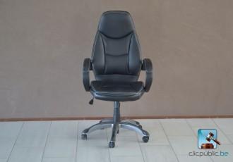 Chaise de bureau roulettes 1 vendre sur for Mobilier bureau wavre