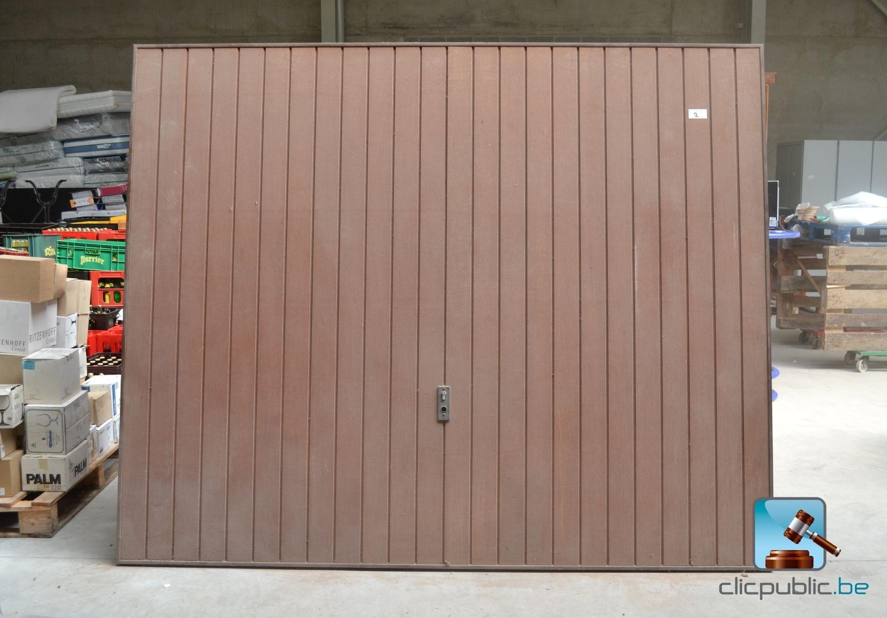 portes de garage horman 4 pi 232 ces 224 vendre sur clicpublic be