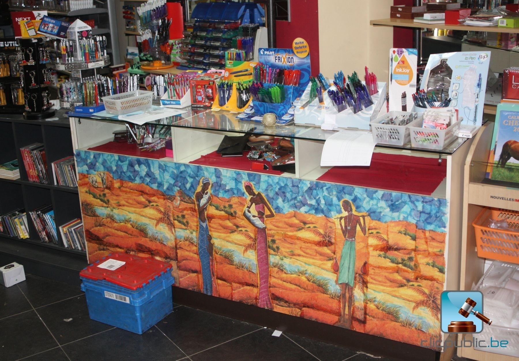 Meuble de commerce d cor africain vendre sur for Meuble africain