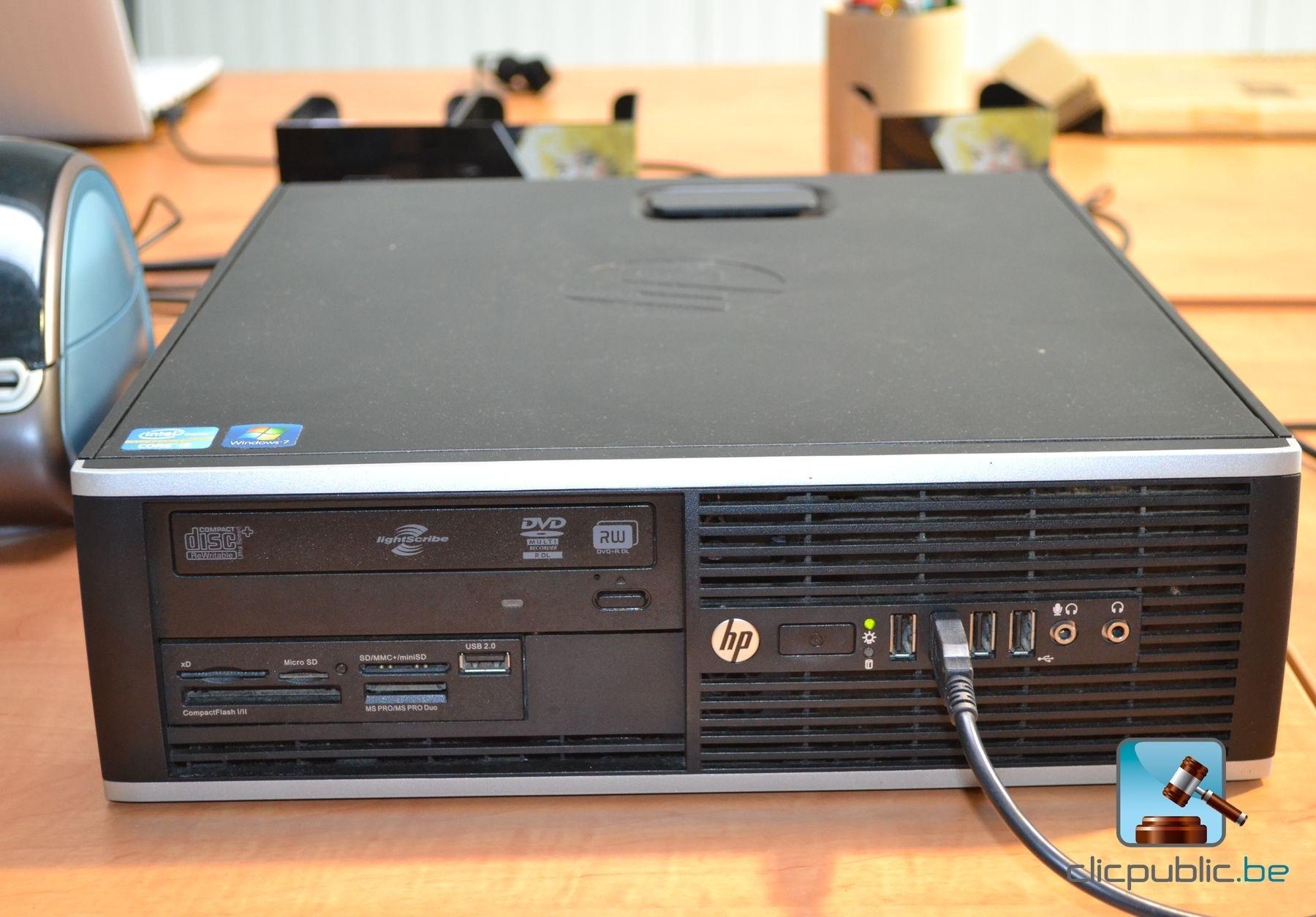 ordinateur de bureau hp 224 vendre sur clicpublic be