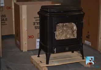 po le au bois efel stanford 9 b brun vendre sur. Black Bedroom Furniture Sets. Home Design Ideas