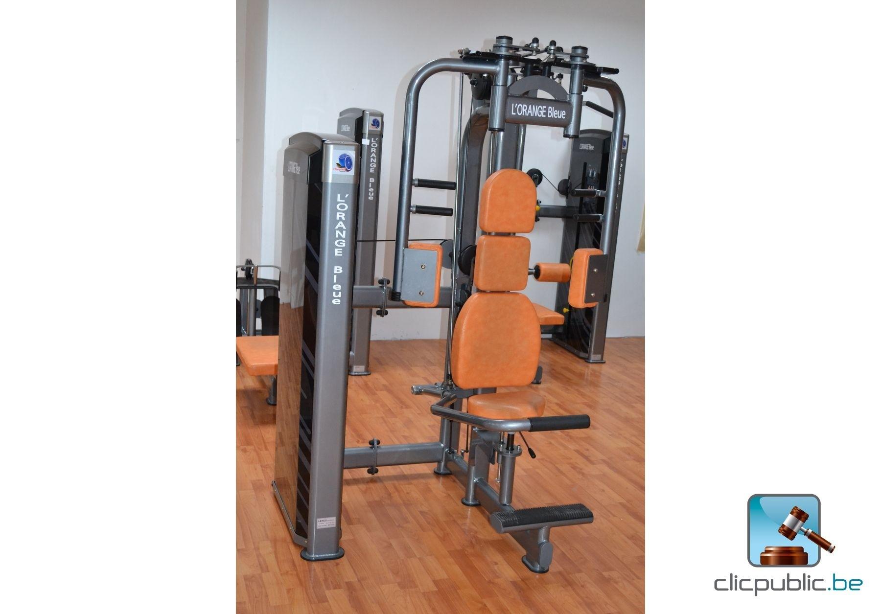 Appareil de musculation vendre sur - Vente appareil musculation ...
